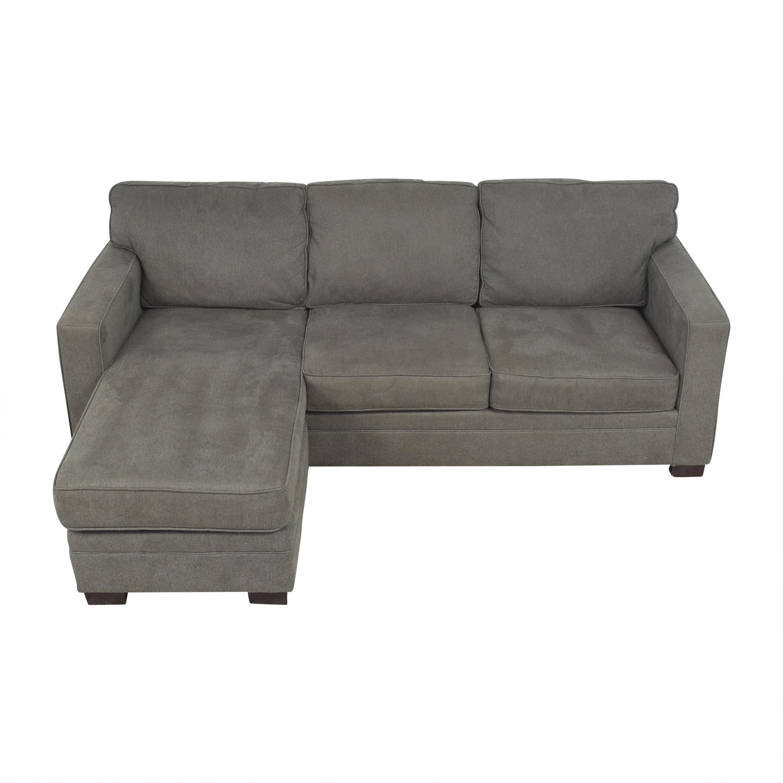 buy Bauhaus Track Arm Chaise Sectional Sofa Bauhaus Furniture Sectionals