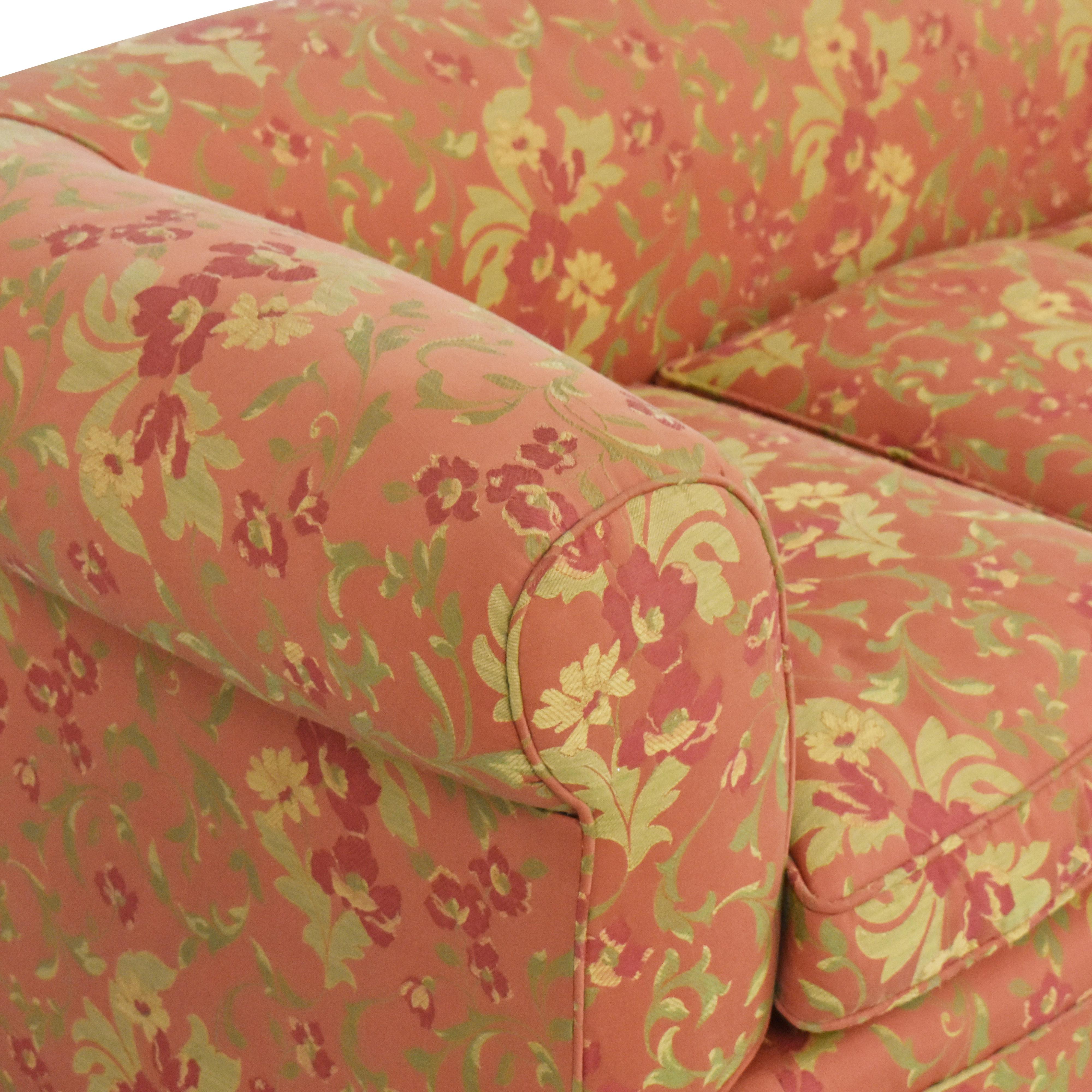 Vintage Three Cushion Sofa price