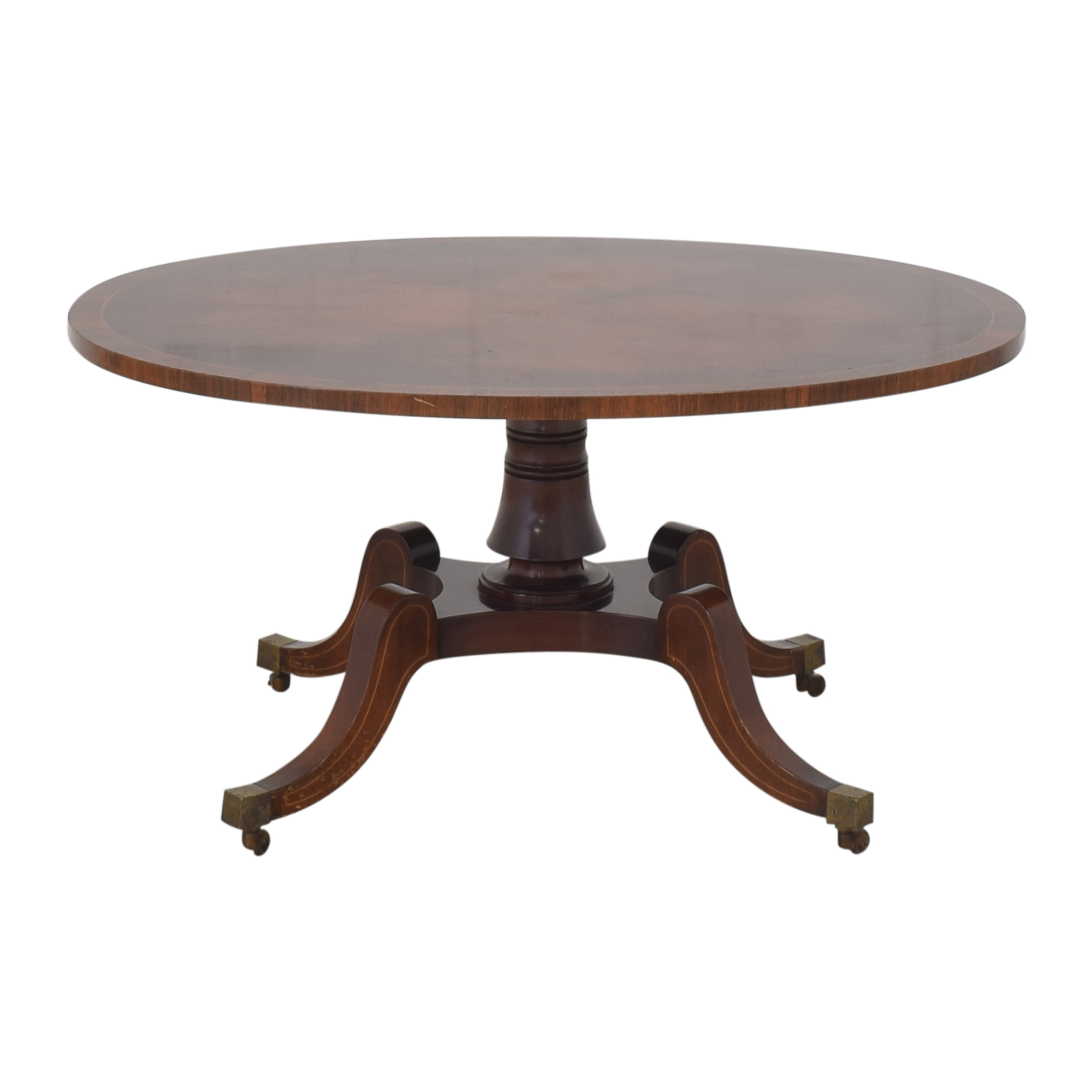 Oval Coffee Table ct