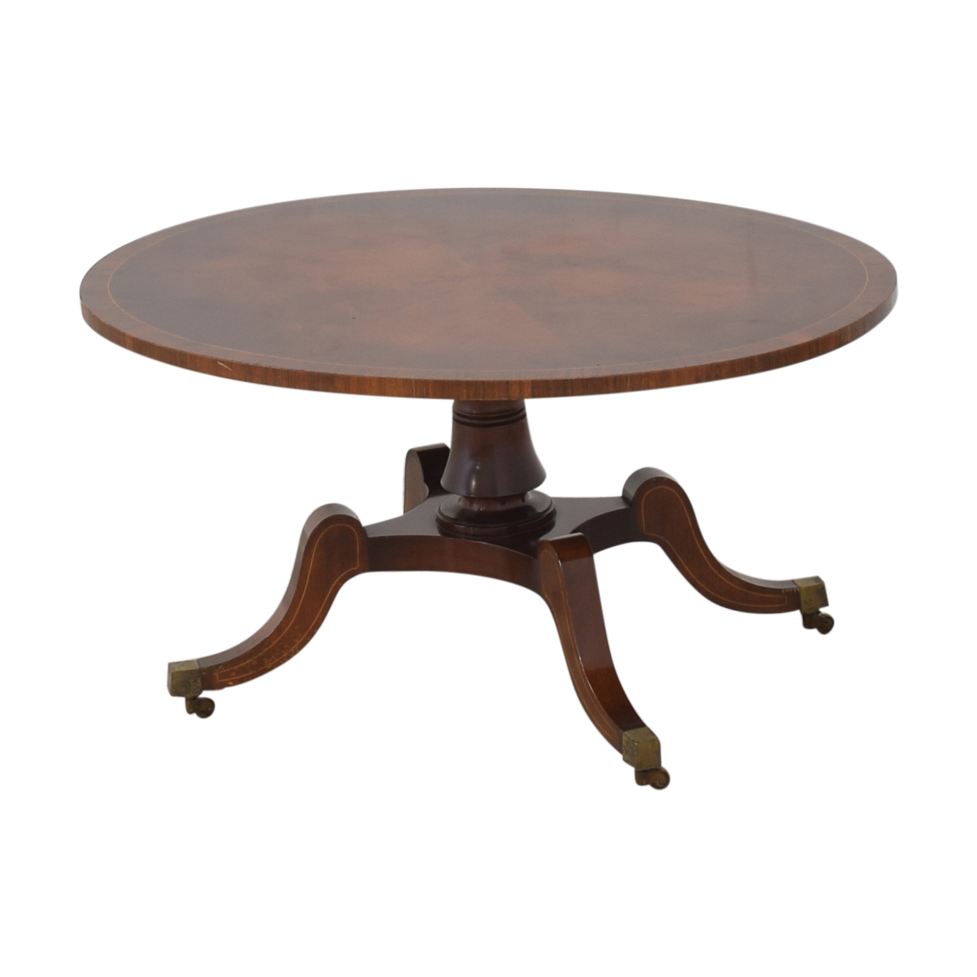 Oval Coffee Table nyc