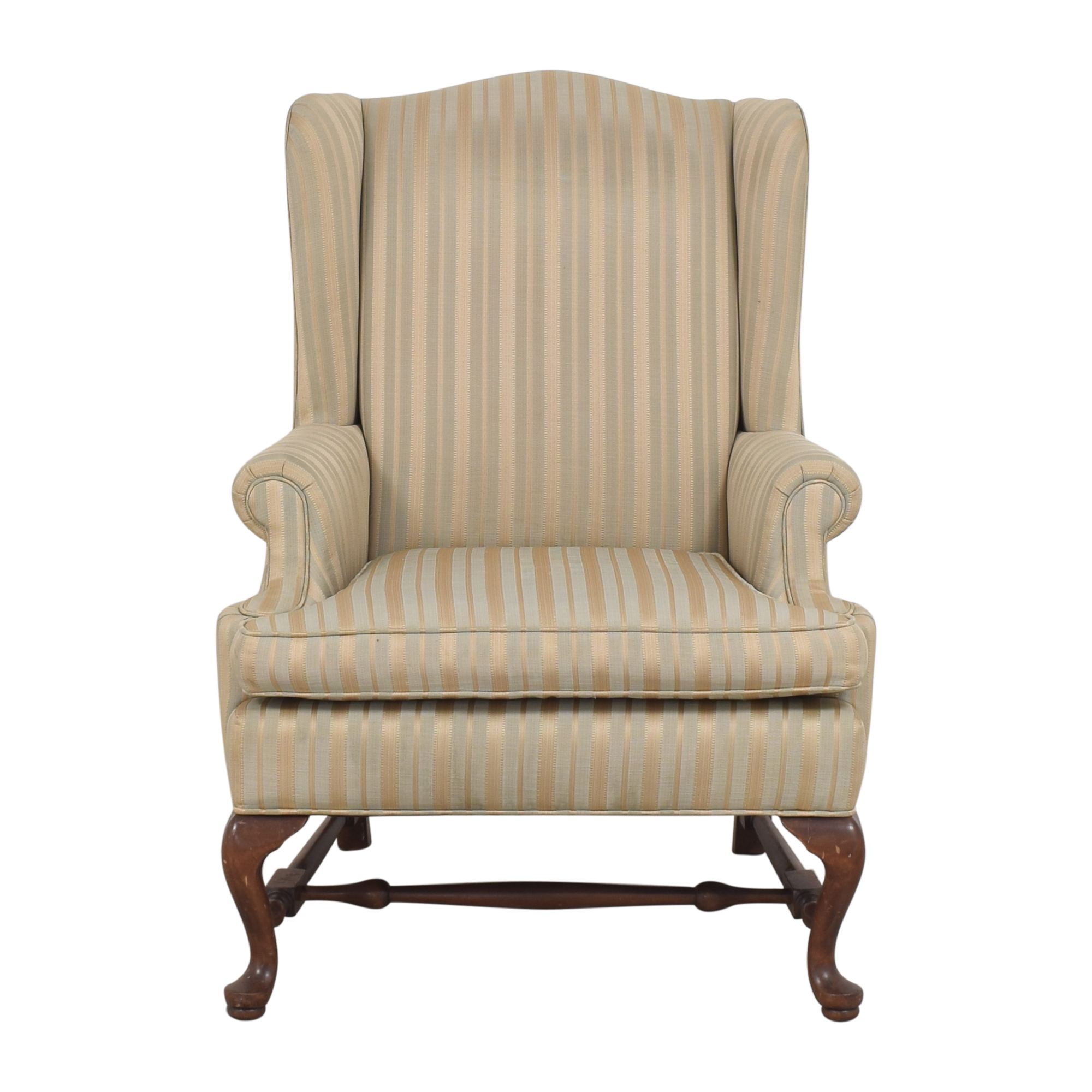 Ethan Allen Wing Back Chair sale