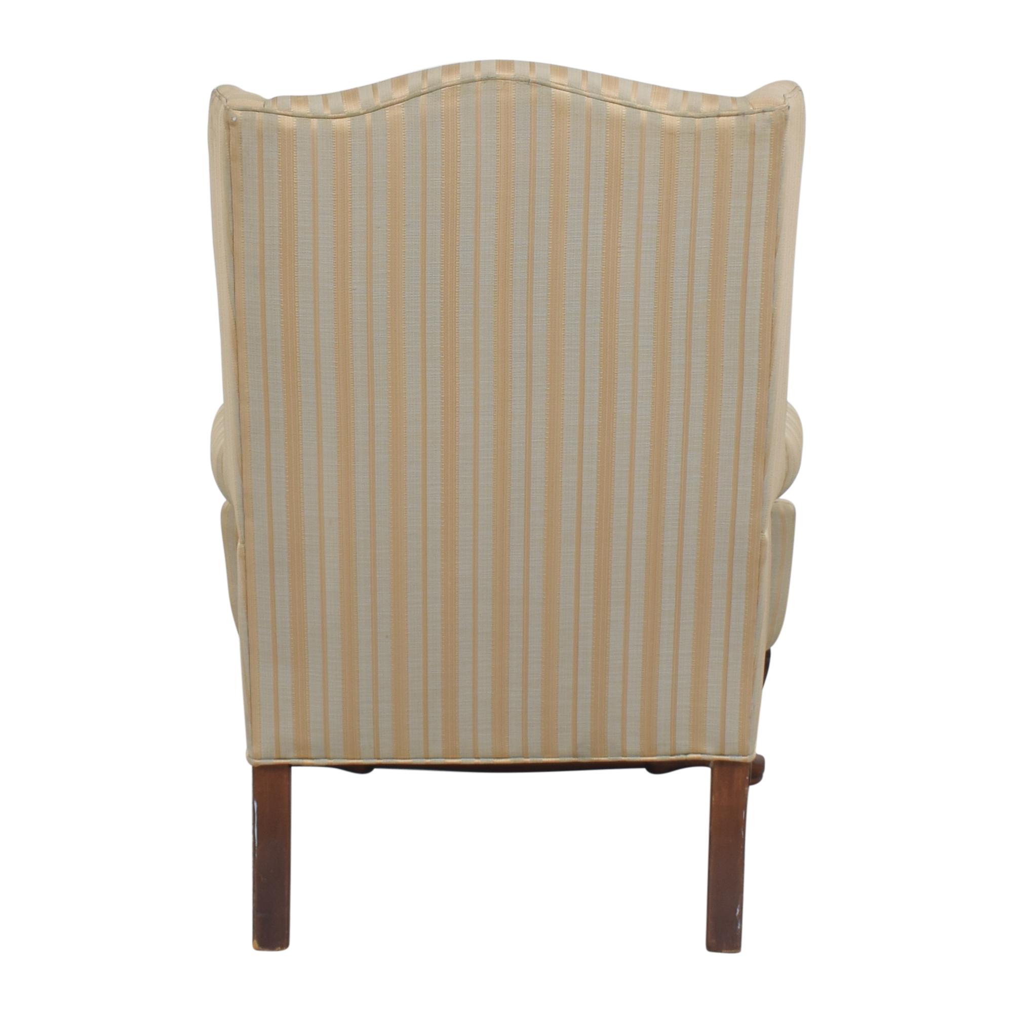 Ethan Allen Ethan Allen Wing Back Chair coupon