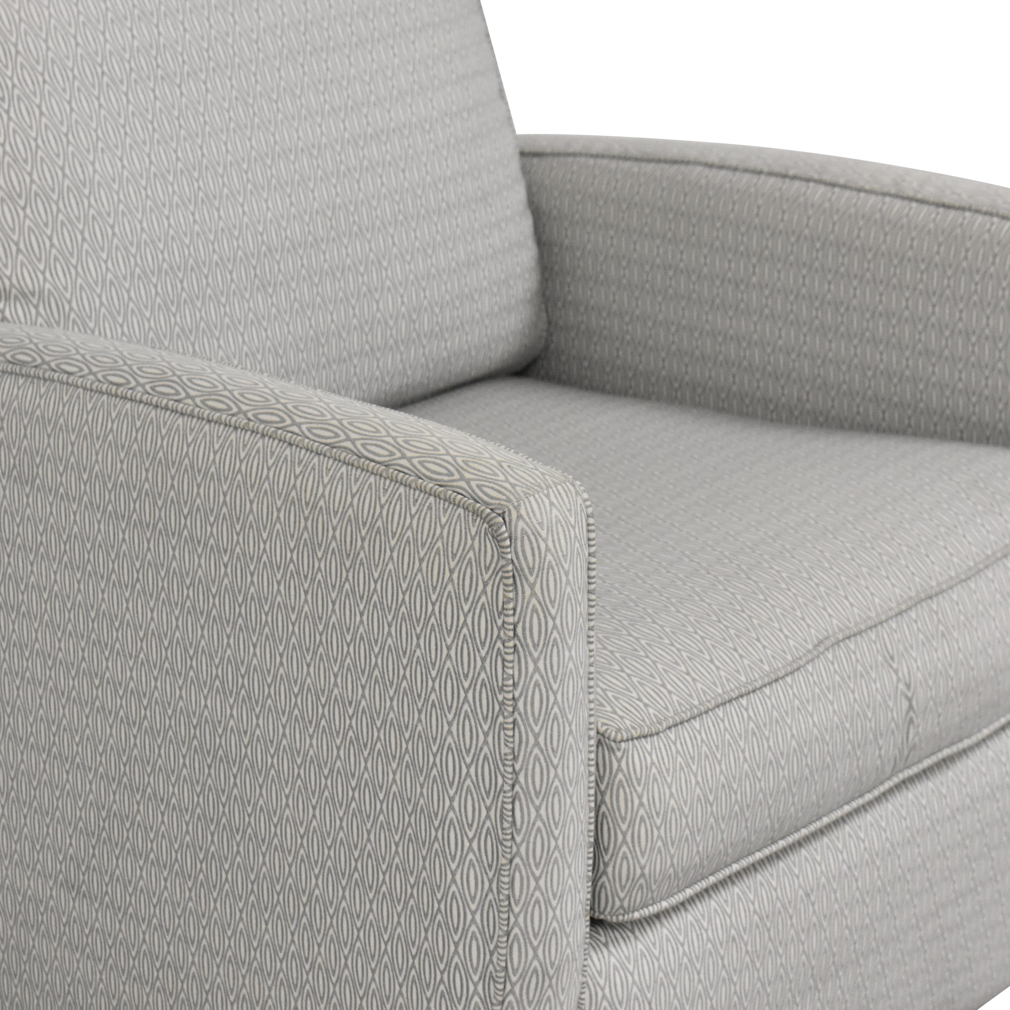 Younger Furniture Younger Furniture Lincoln Swivel Glider Chair ma