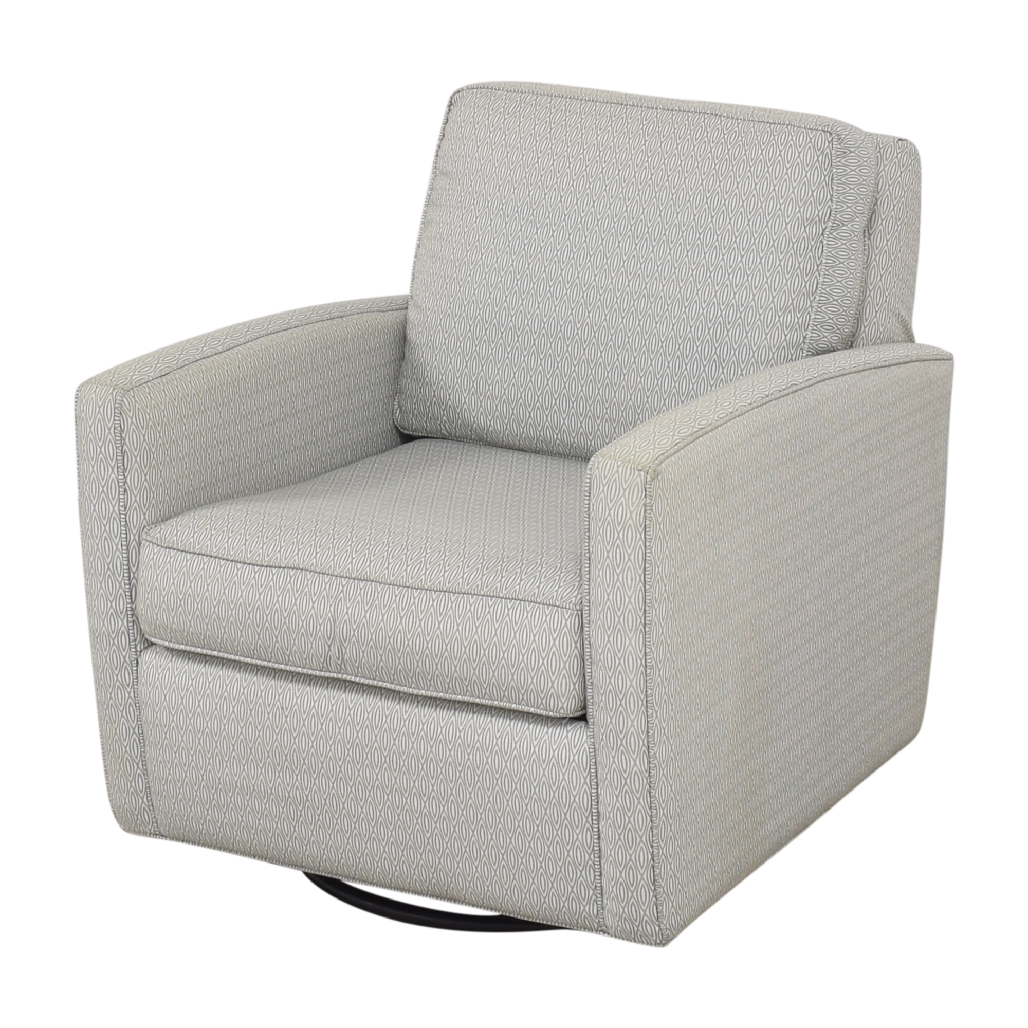 Younger Furniture Younger Furniture Lincoln Swivel Glider Chair used
