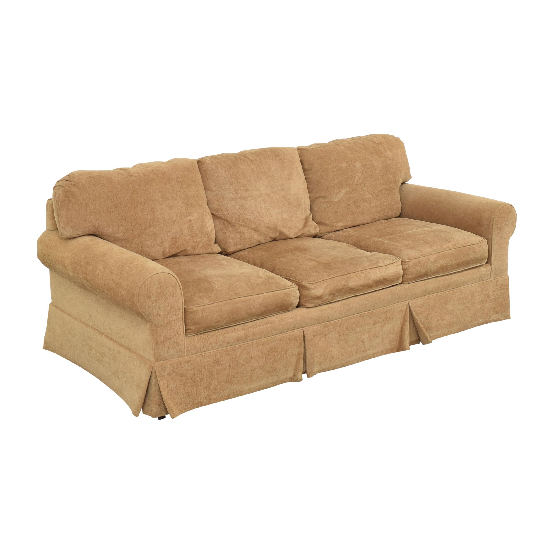 Pearson Pearson Three Cushion Skirted Sofa price