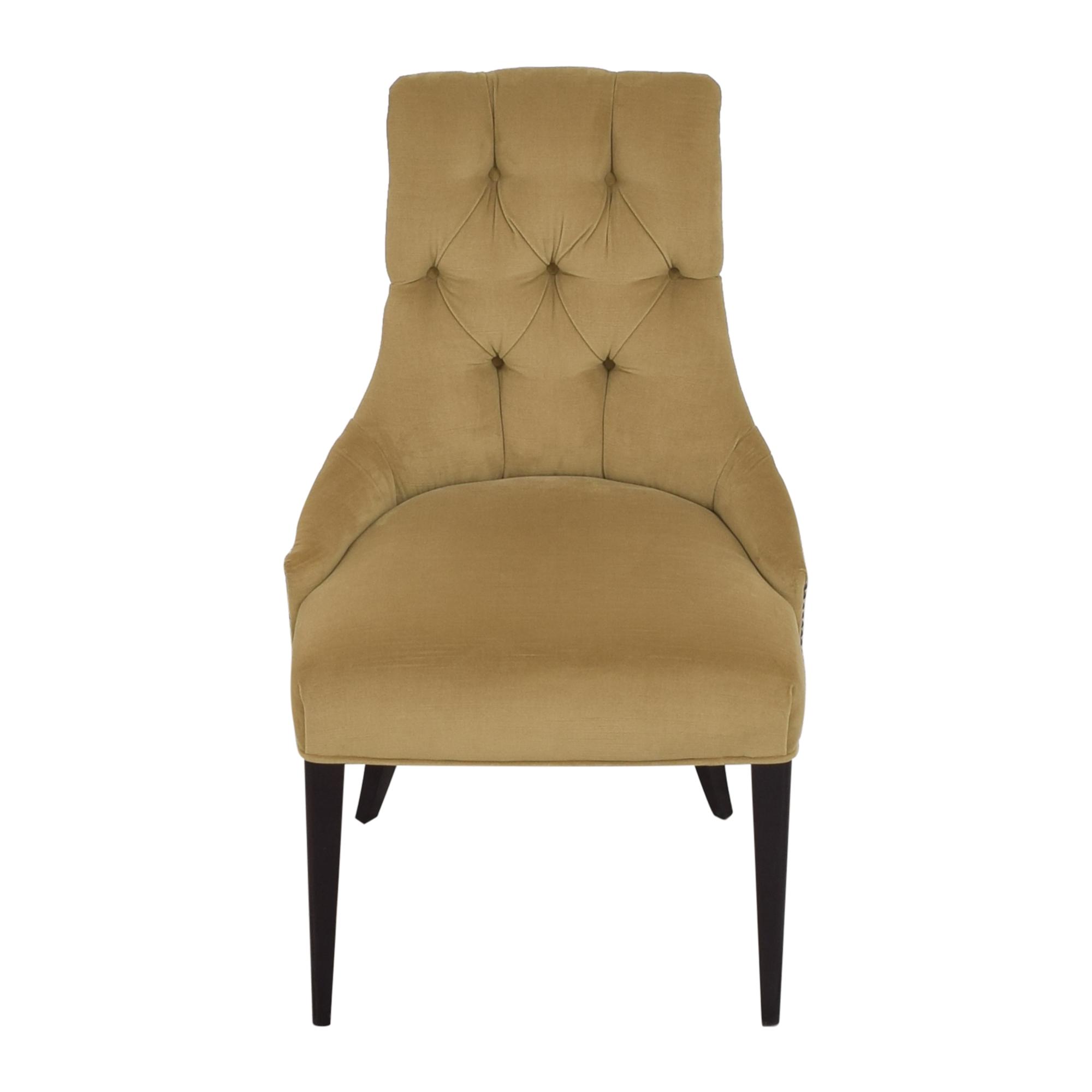Baker Furniture Ritz Chair by Thomas Pheasant / Chairs