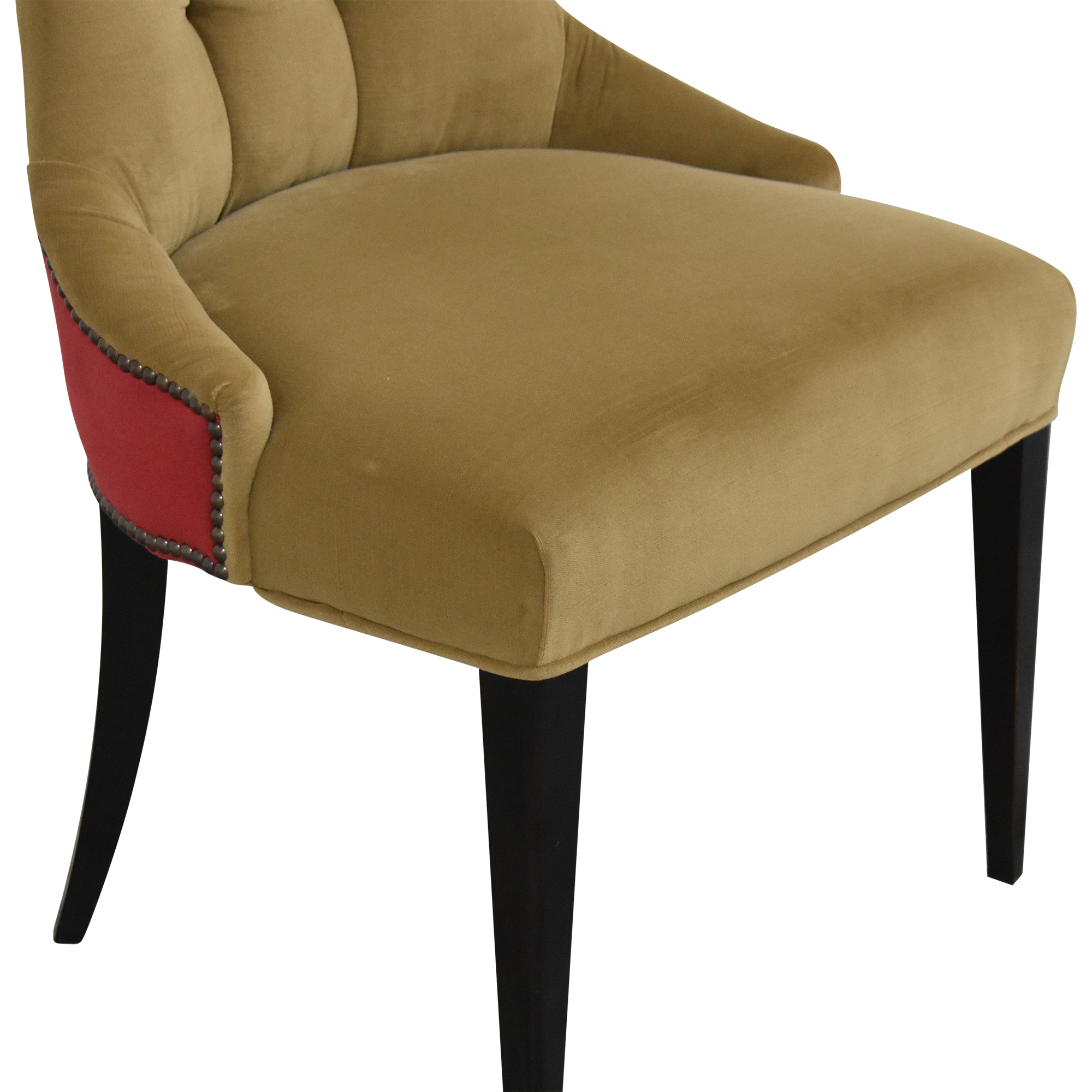 shop Baker Furniture Ritz Chair by Thomas Pheasant Baker Furniture Accent Chairs