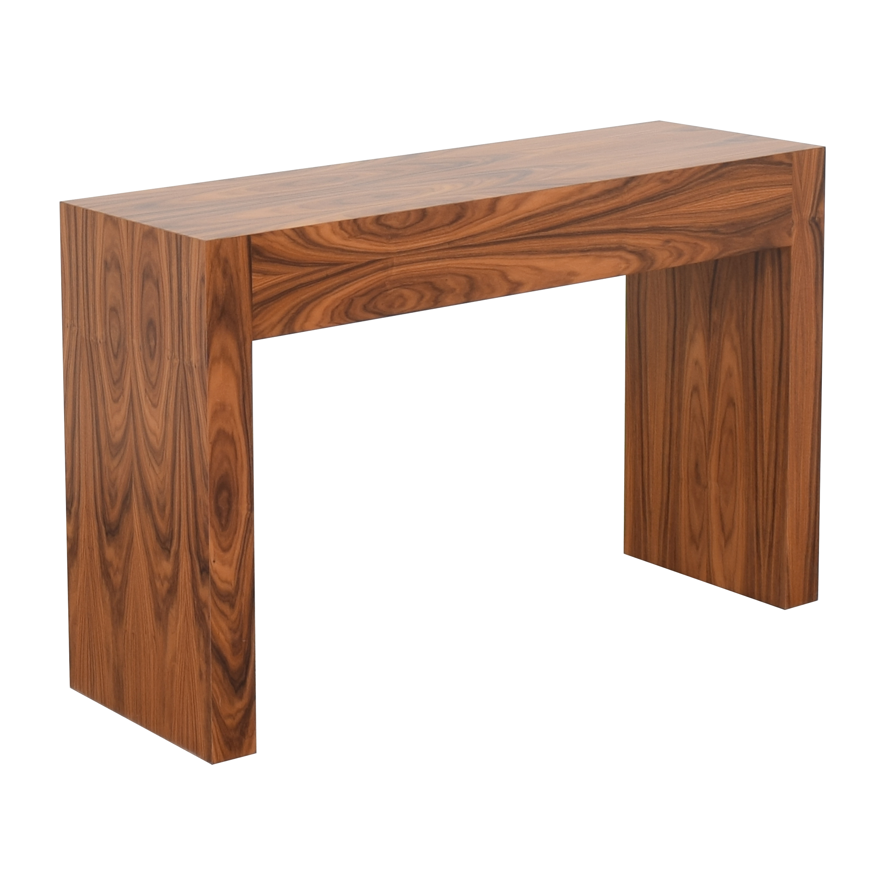 Custom Waterfall Console Table nyc