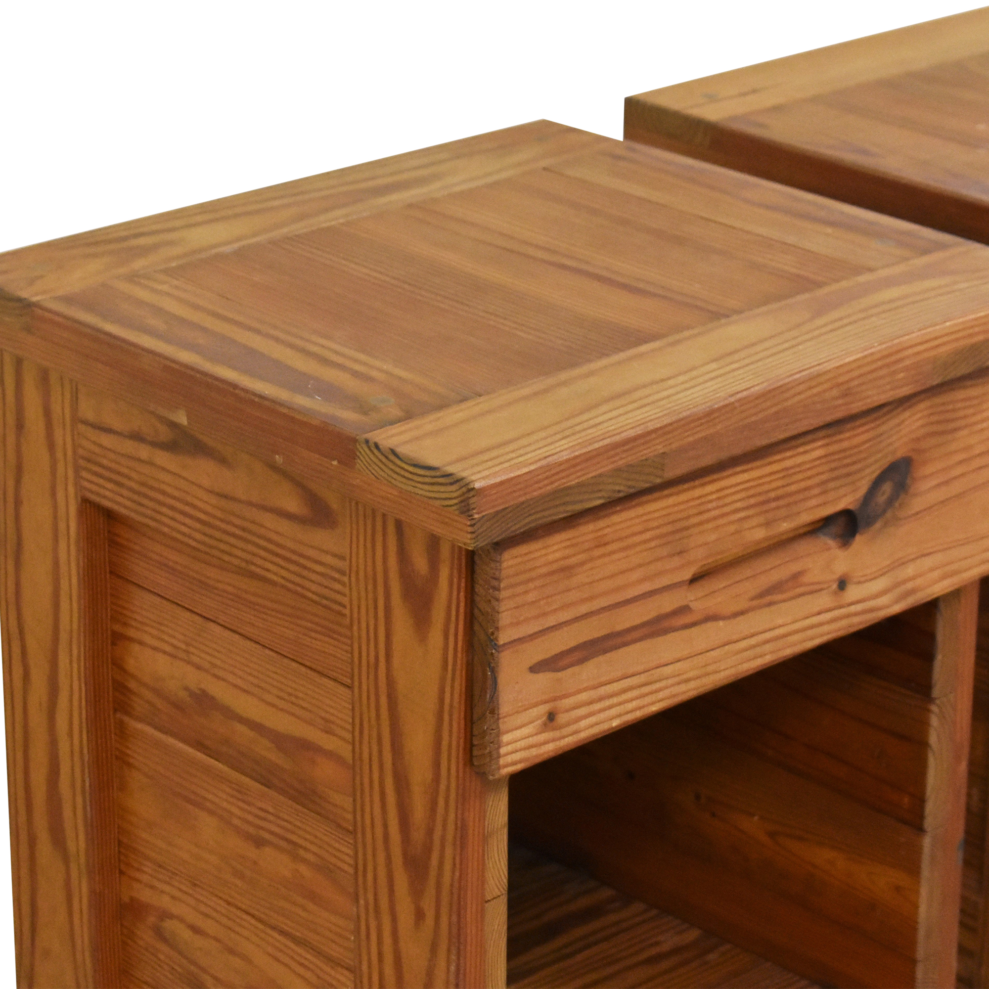 This End Up This End Up Classic Drawer Closed End Tables on sale