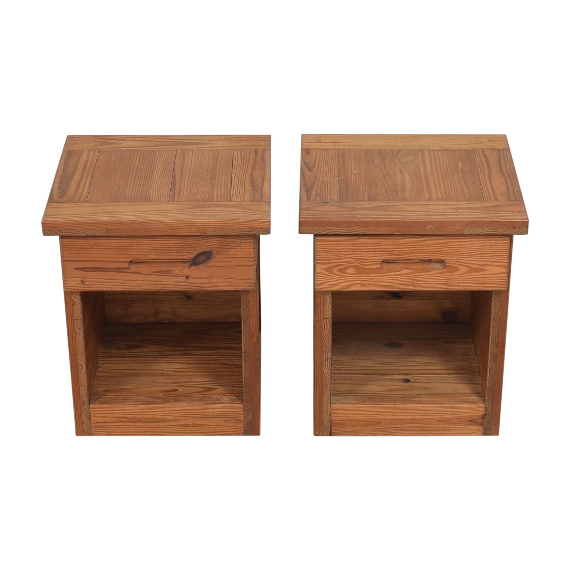 This End Up This End Up Classic Drawer Closed End Tables nyc