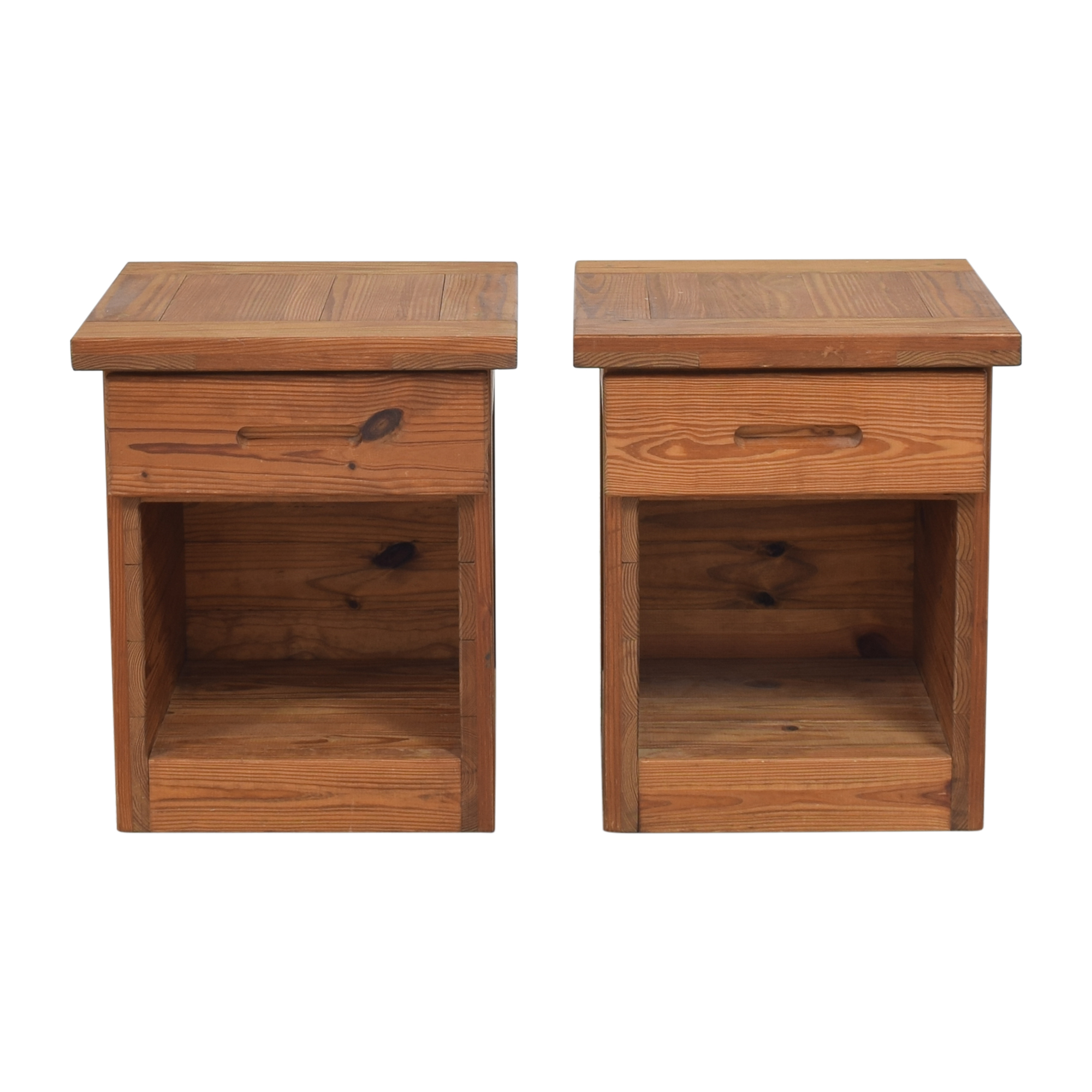 This End Up Classic Drawer Closed End Tables This End Up