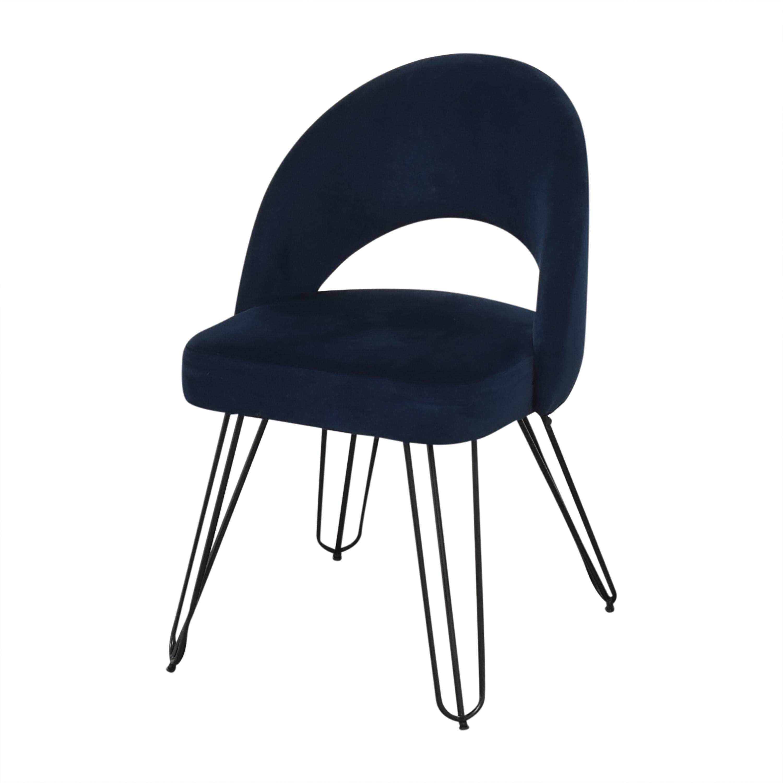 shop Safavieh Jora Retro Side Chairs Safavieh
