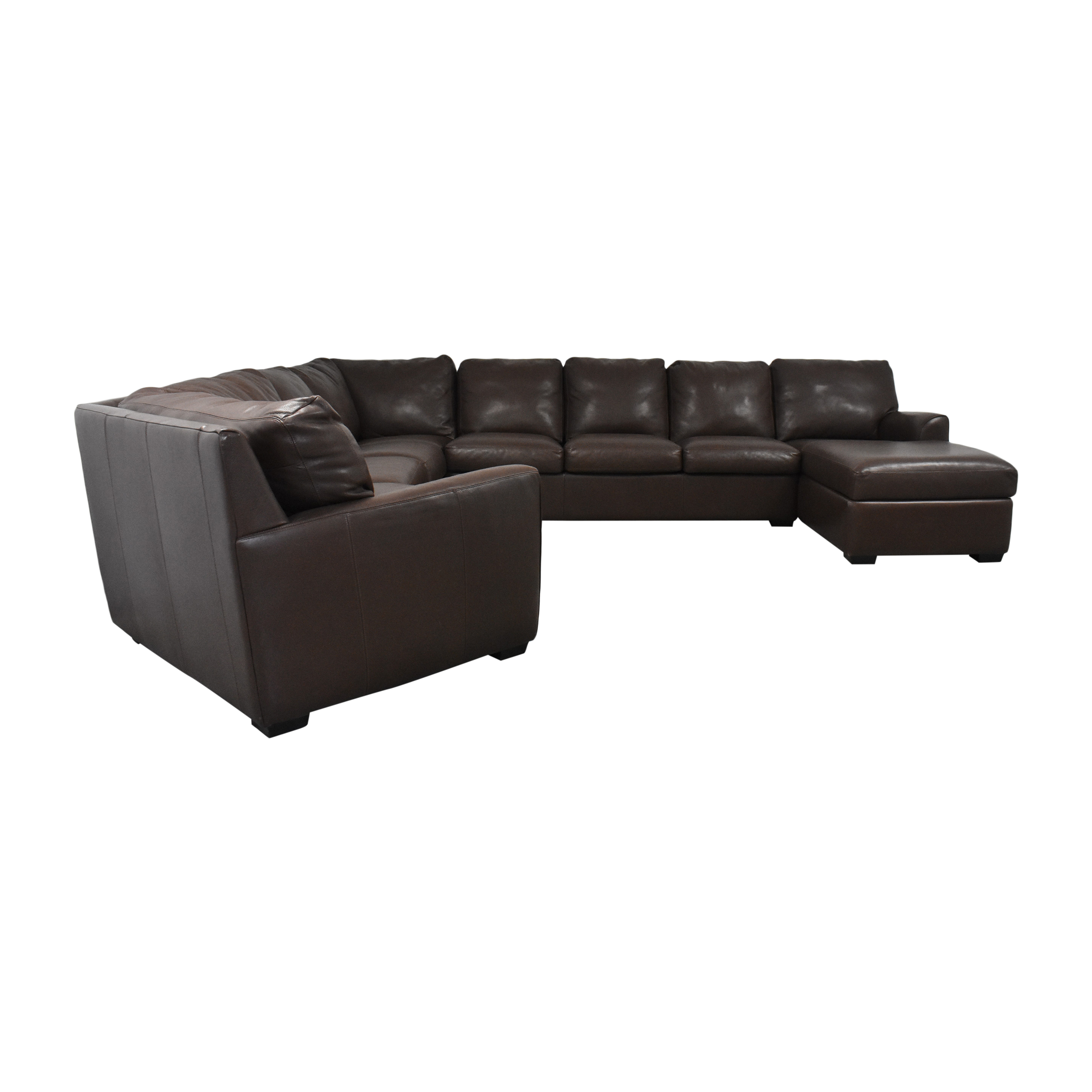 American Leather American Leather Kaden Sectional on sale