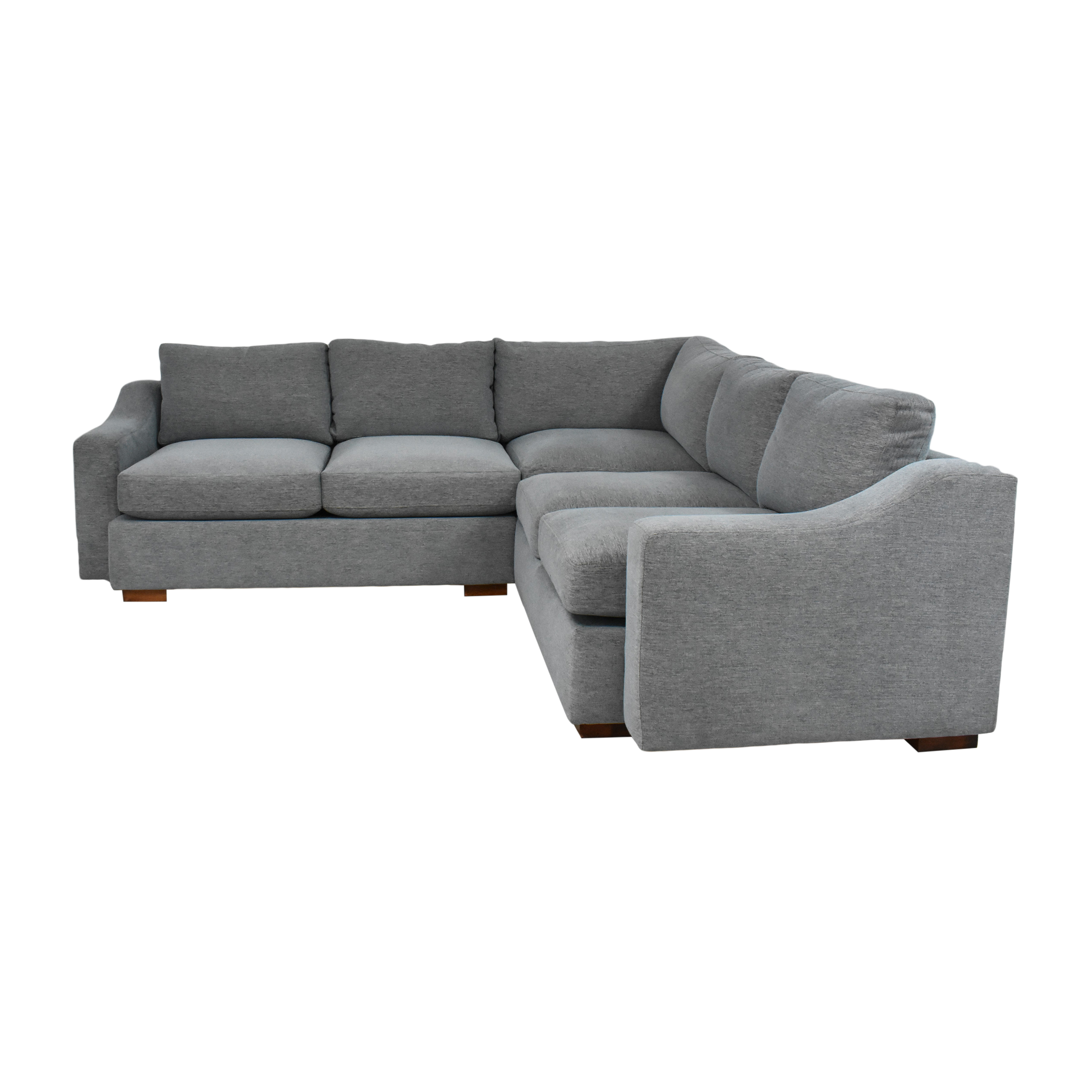 BenchMade Modern Uncle Sal Sectional / Sofas