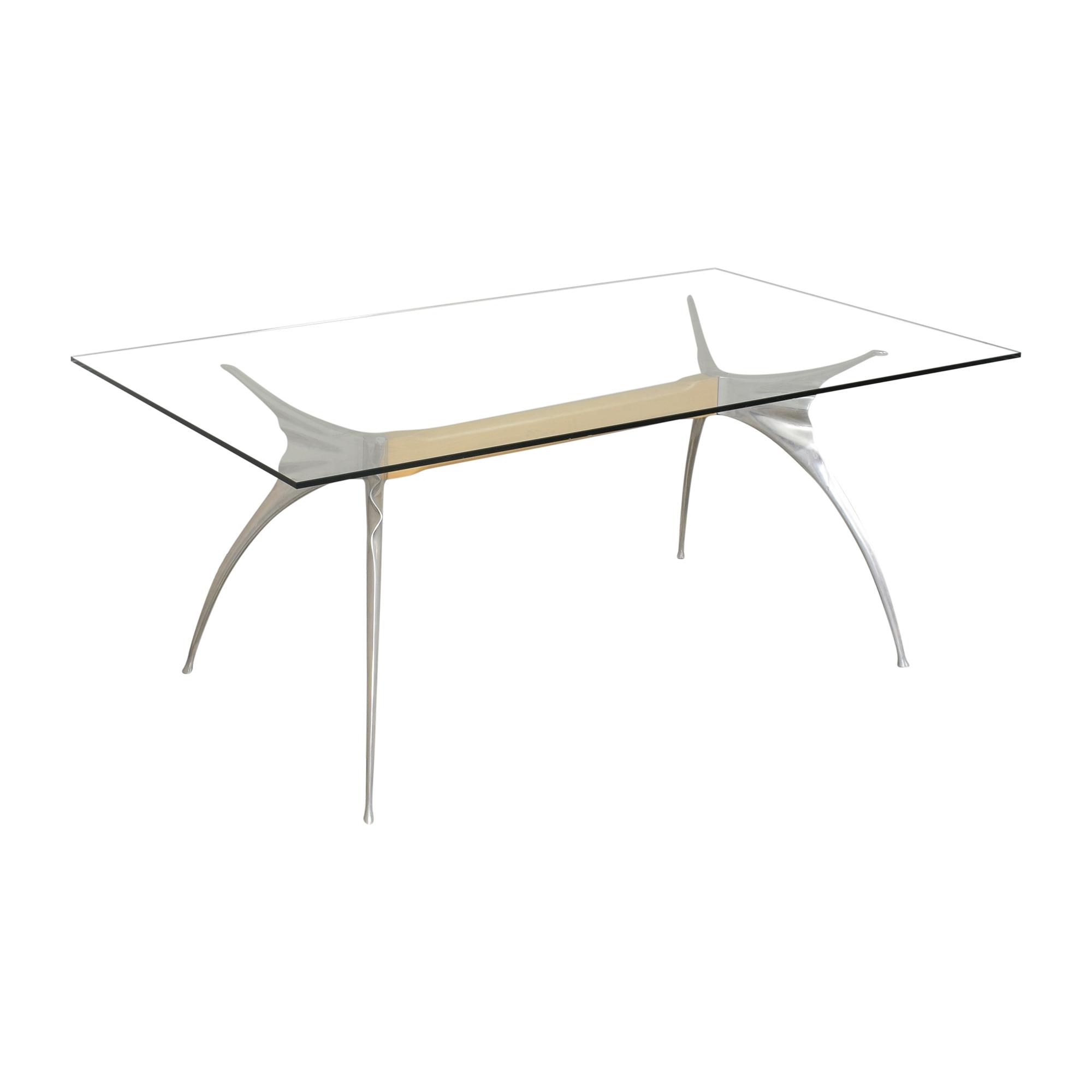 buy Protis Protis Transparent Dining Table online