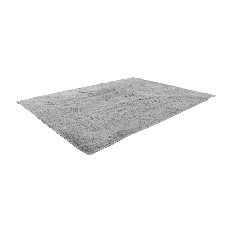 shop ABC Carpet & Home Sultanabad-Style Area Rug ABC Carpet & Home