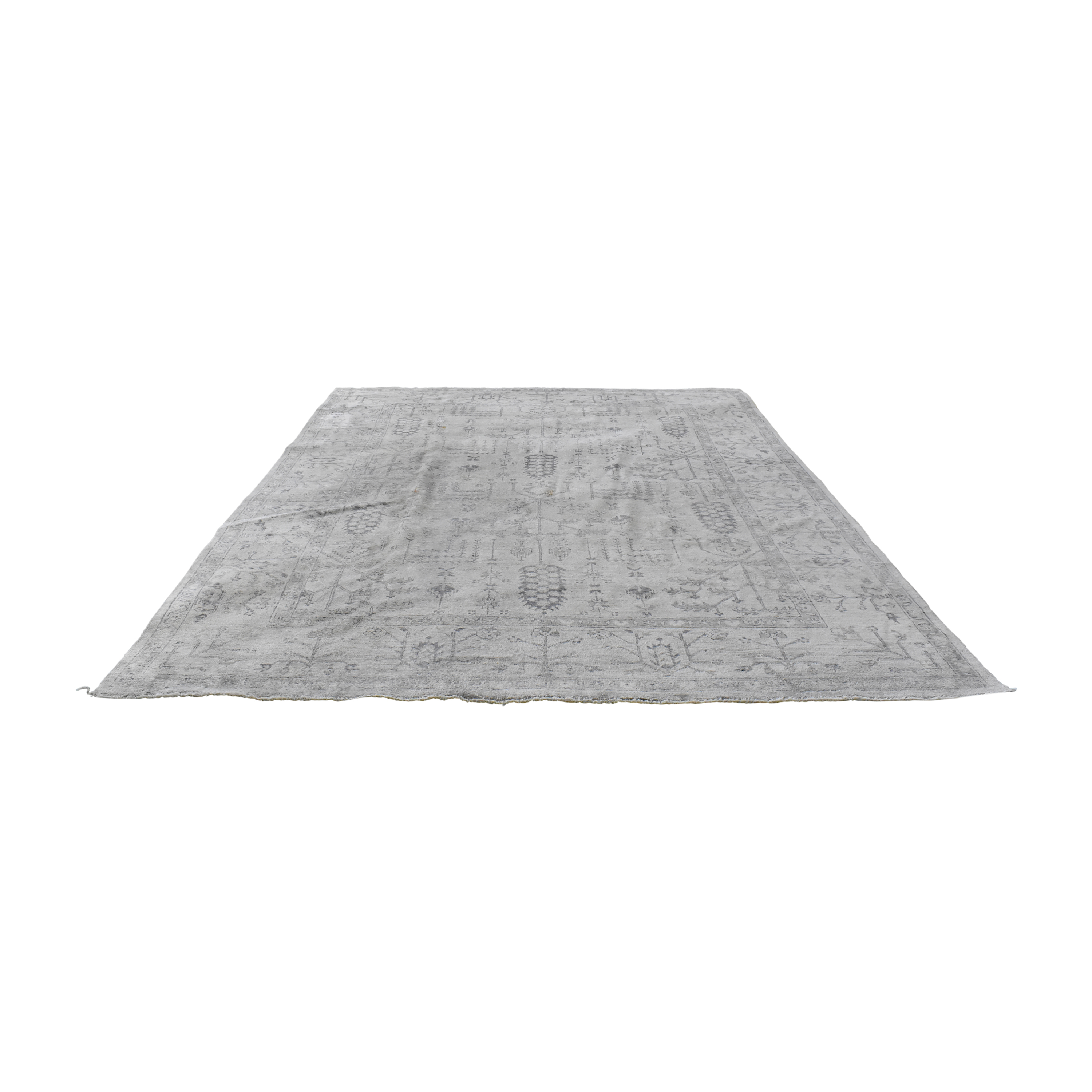 ABC Carpet & Home ABC Carpet & Home Sultanabad-Style Area Rug nyc