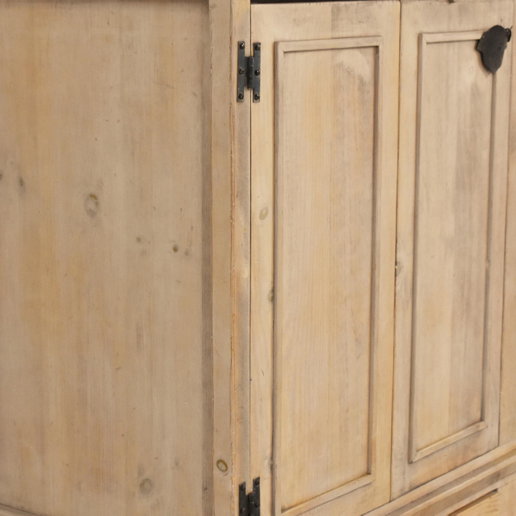 shop  Rustic Double Cabinet online