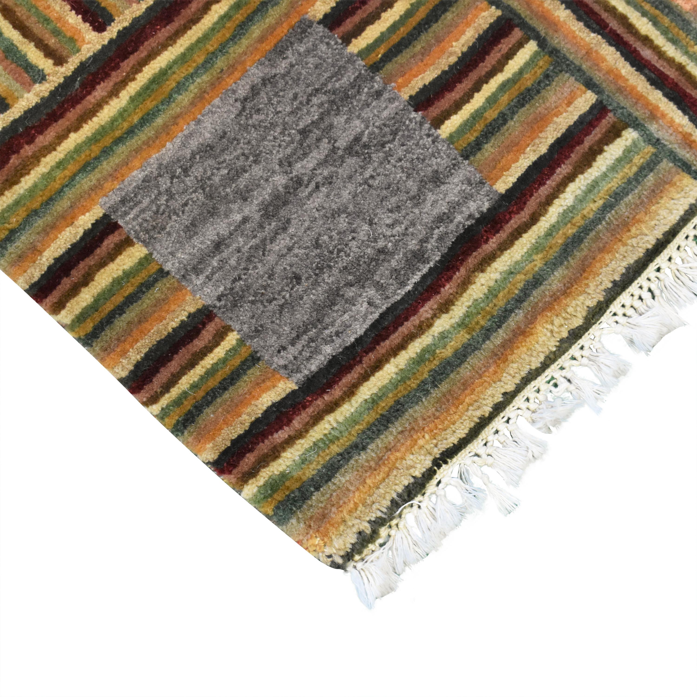 ABC Carpet & Home ABC Carpet & Home Geometric Area Rug ct