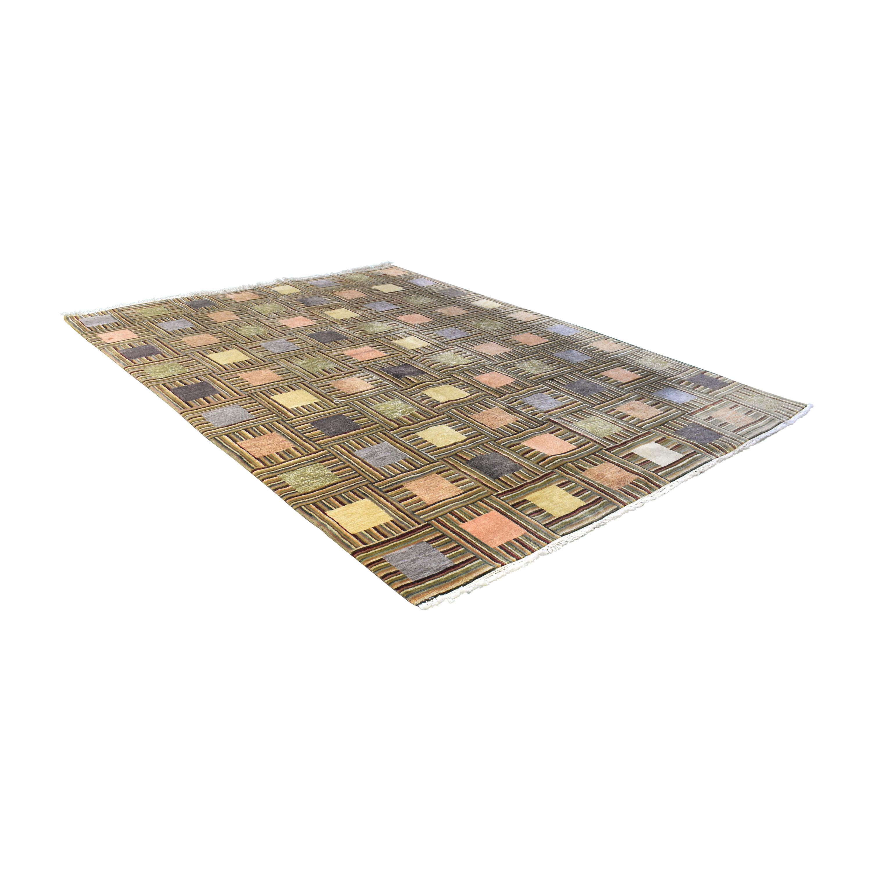 buy ABC Carpet & Home ABC Carpet & Home Geometric Area Rug online