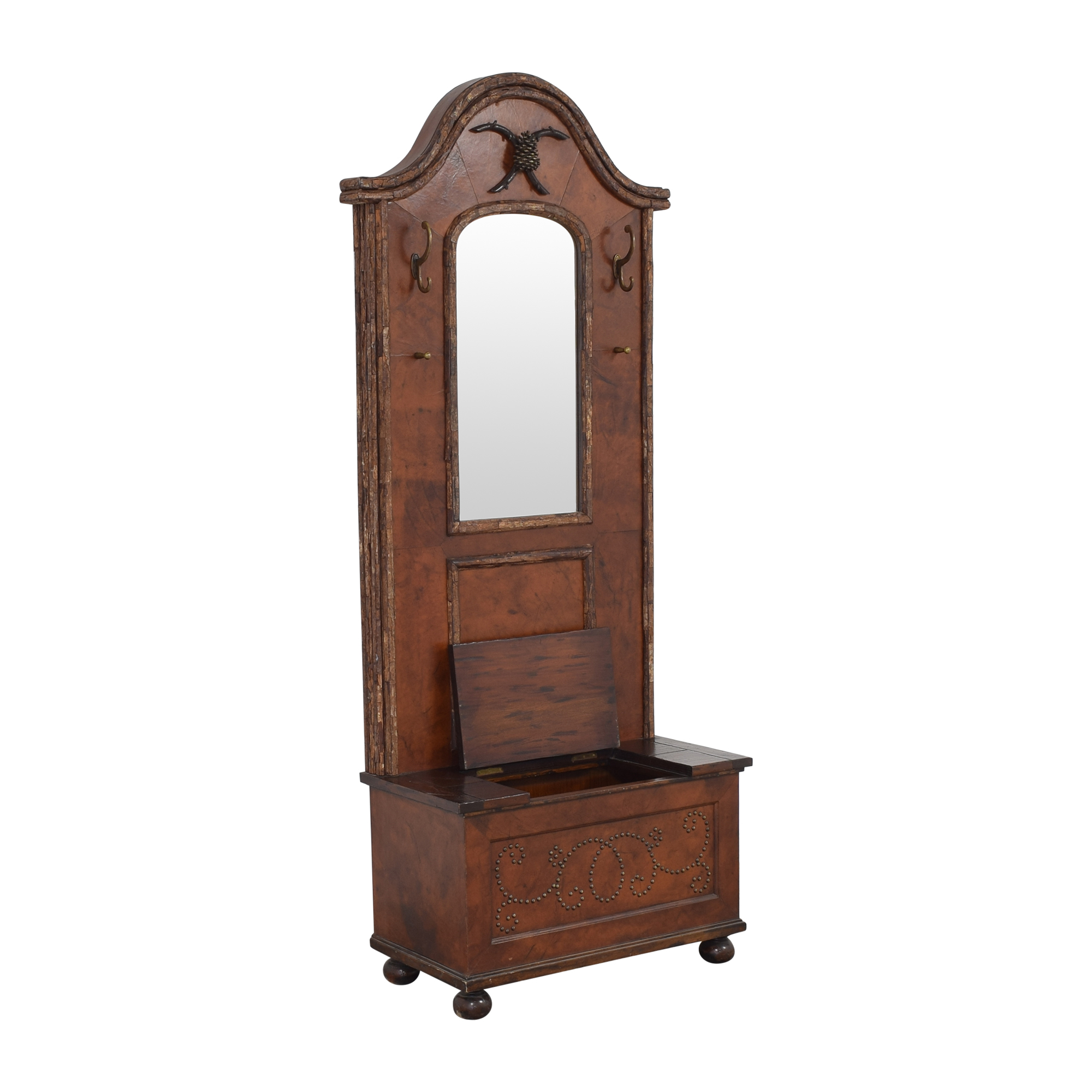 Drexel Heritage Drexel Heritage Equestrian's Hall Tree Cabinets & Sideboards