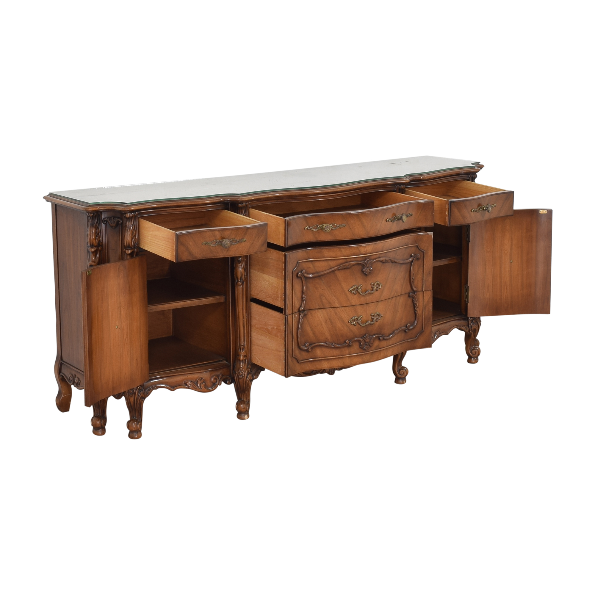 Vintage French Provincial Buffet nyc