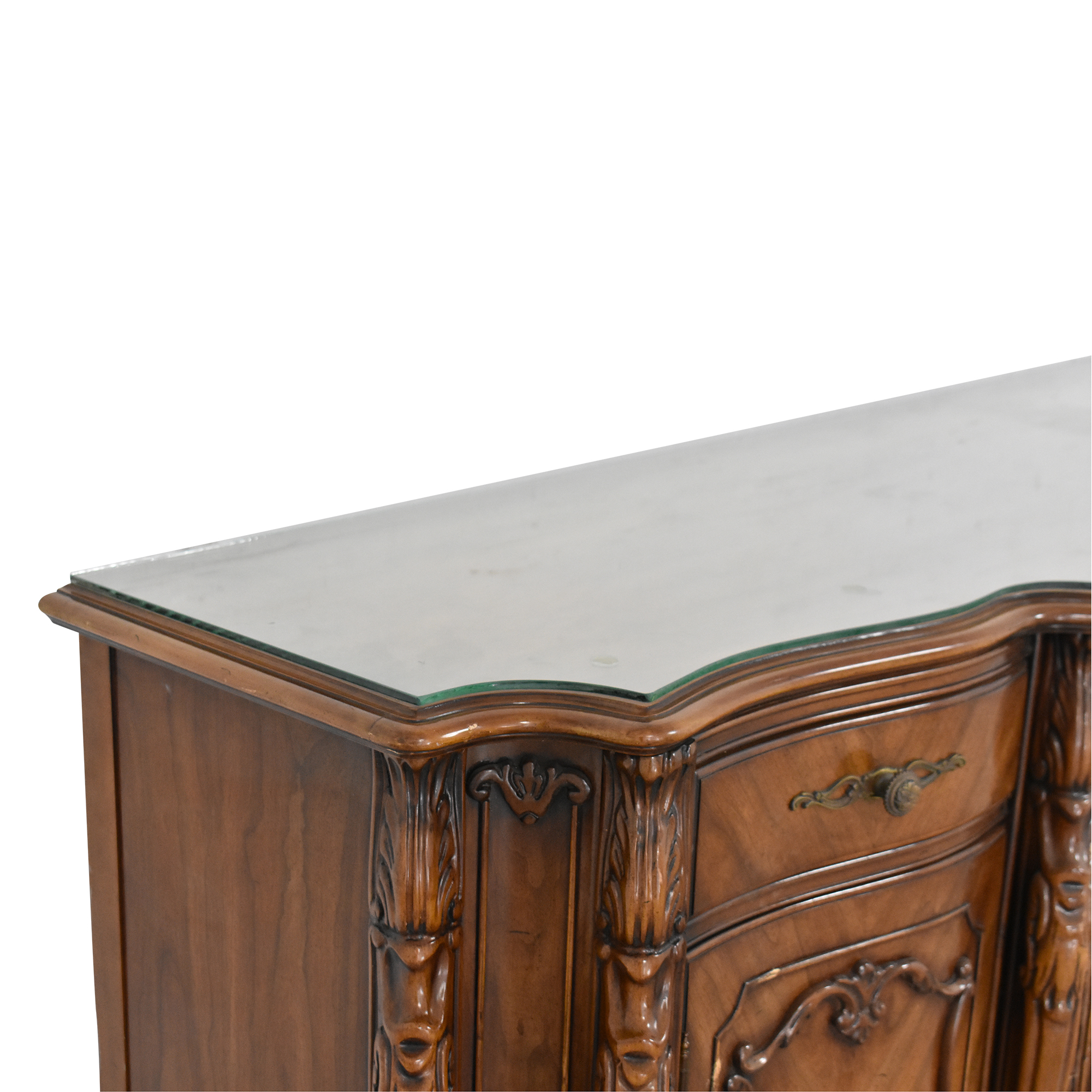 buy Vintage French Provincial Buffet  Cabinets & Sideboards