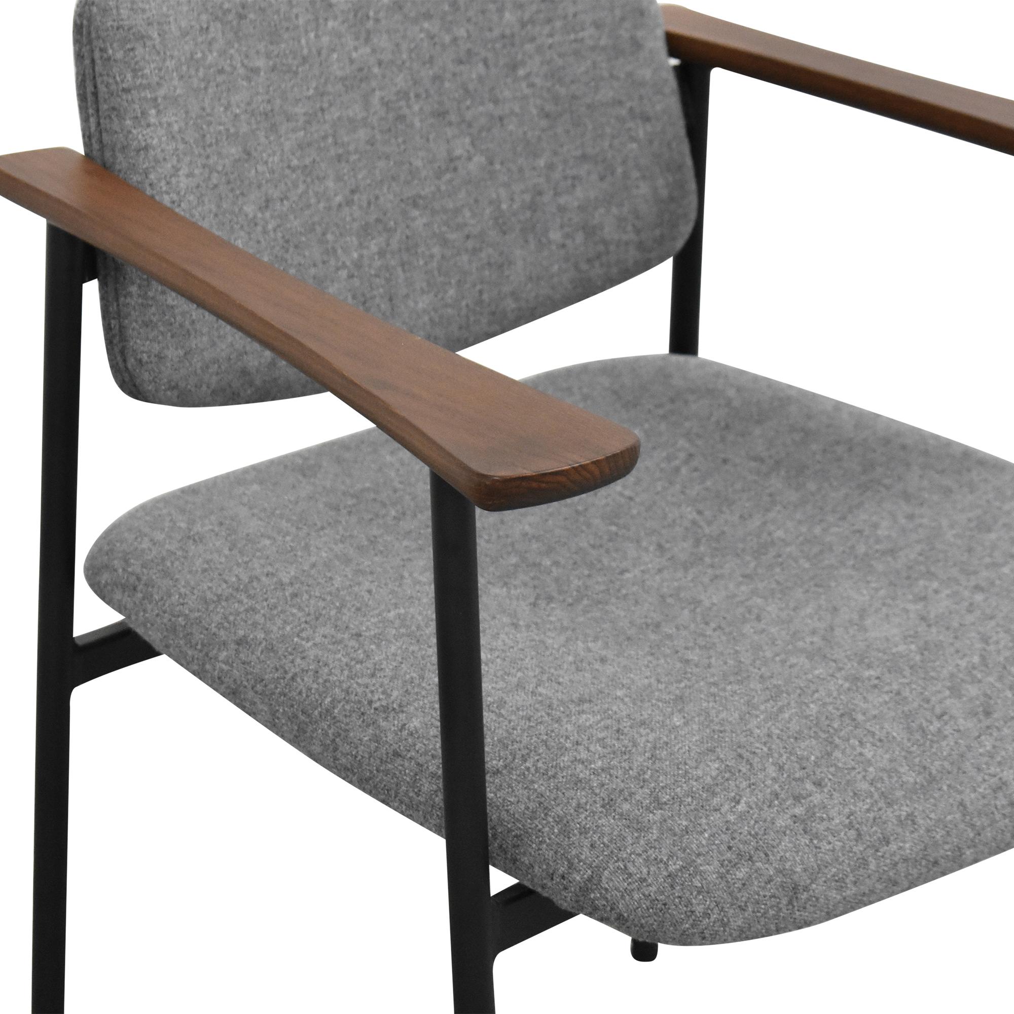 CB2 CB2 Warren Chair ct