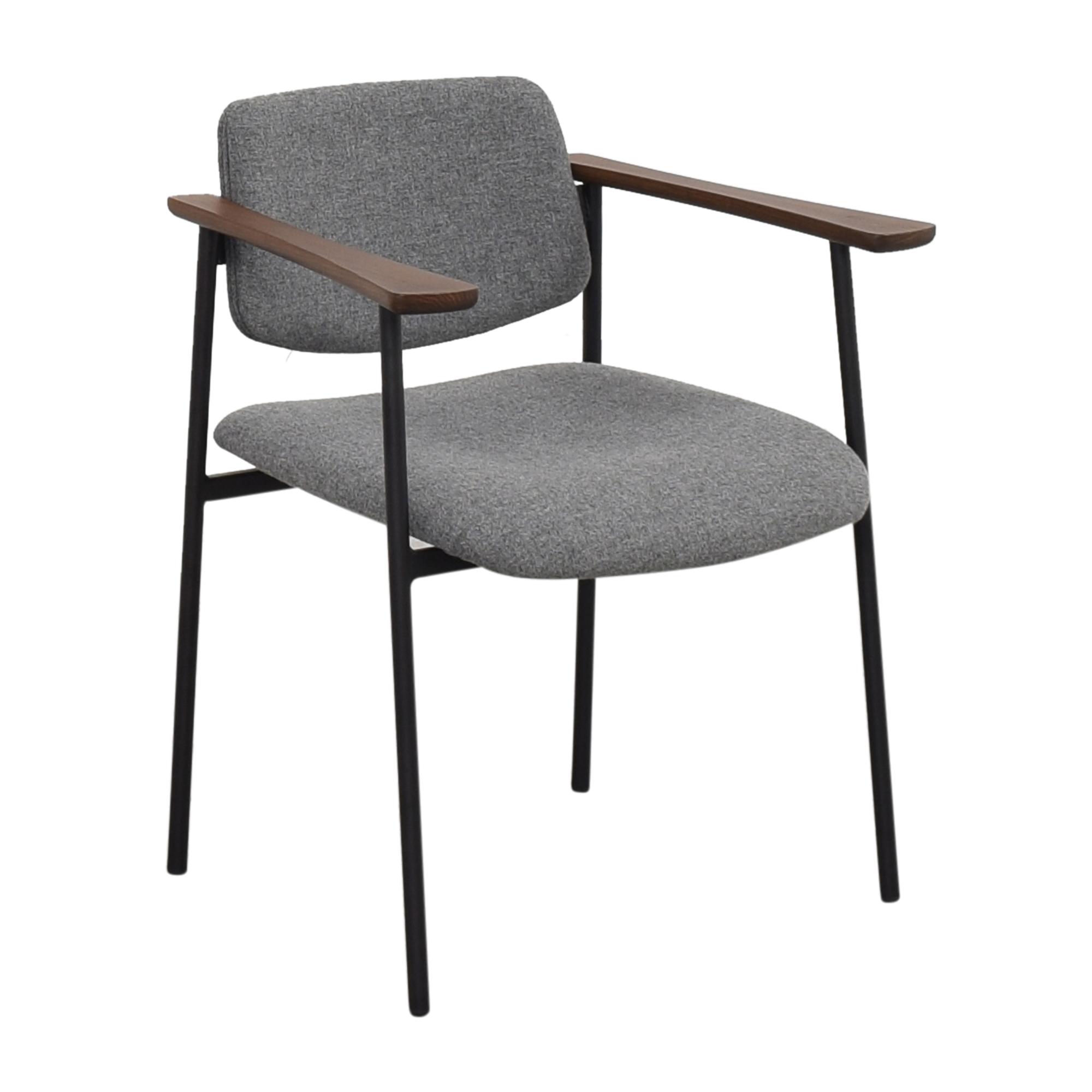 buy CB2 Warren Chair CB2 Chairs