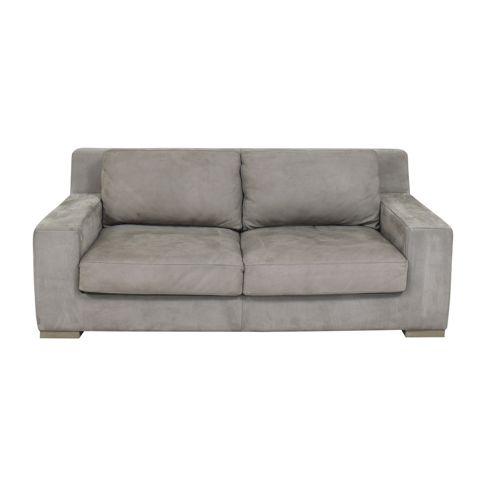 Restoration Hardware Modena Track Arm Sofa sale
