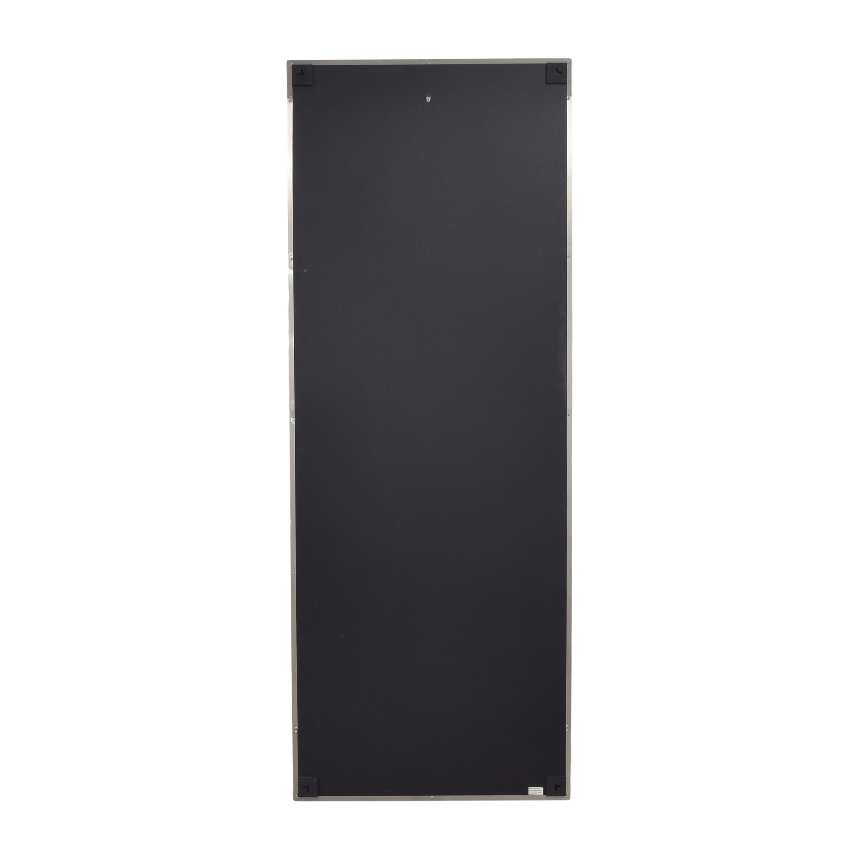 Crate & Barrel Crate & Barrel Colby Floor Mirror price