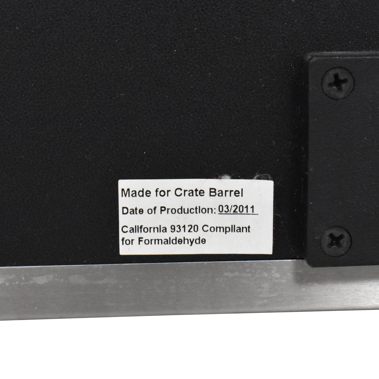 buy Crate & Barrel Colby Floor Mirror Crate & Barrel Mirrors