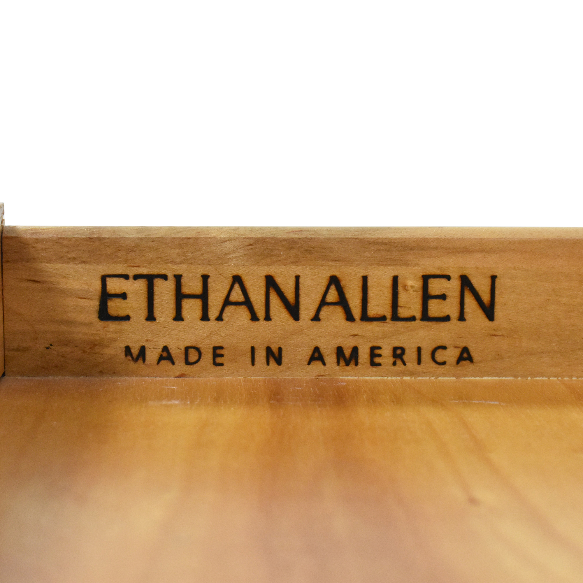 shop Ethan Allen Cayman Night Table Ethan Allen Tables