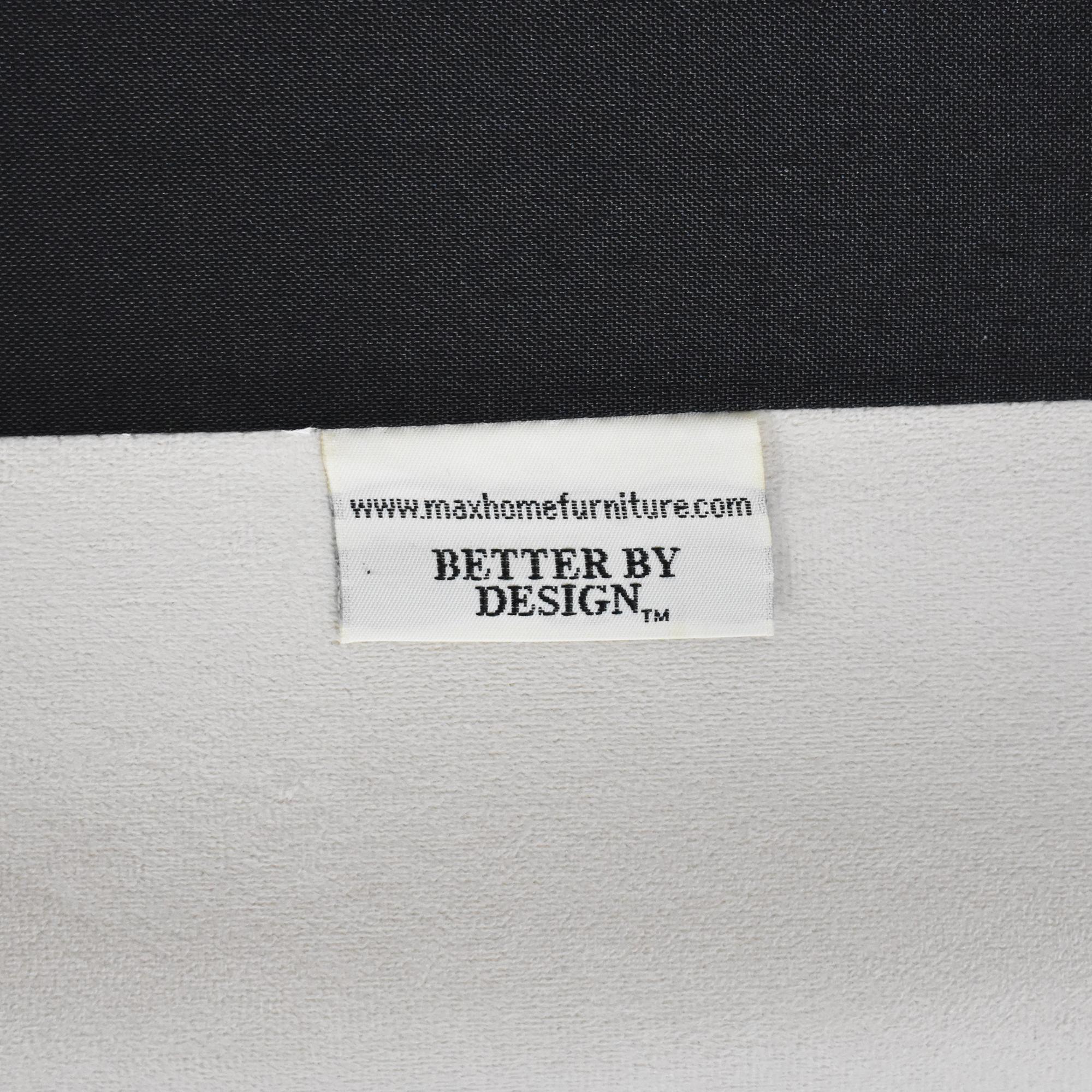 Macy's Macy's Chloe II Three Cushion Sofa on sale