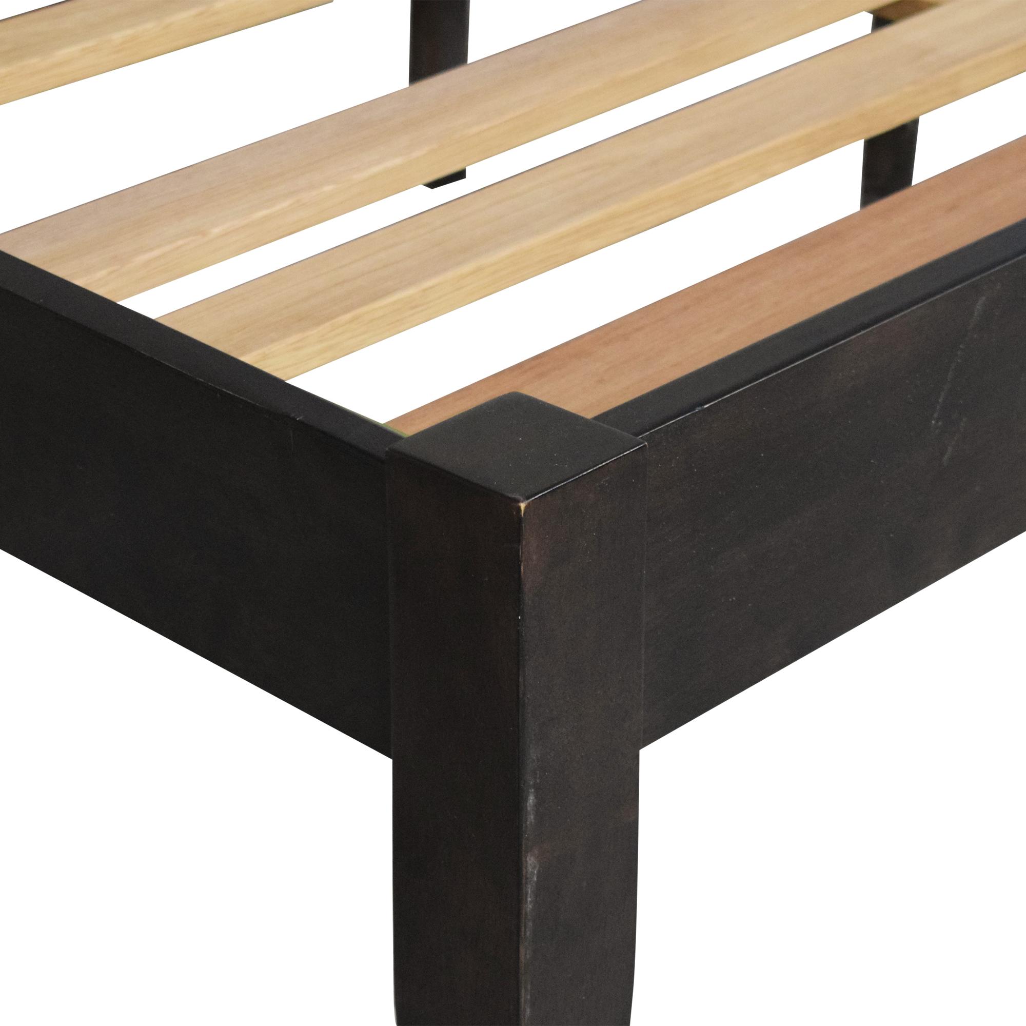 Queen Sleigh Bed / Bed Frames