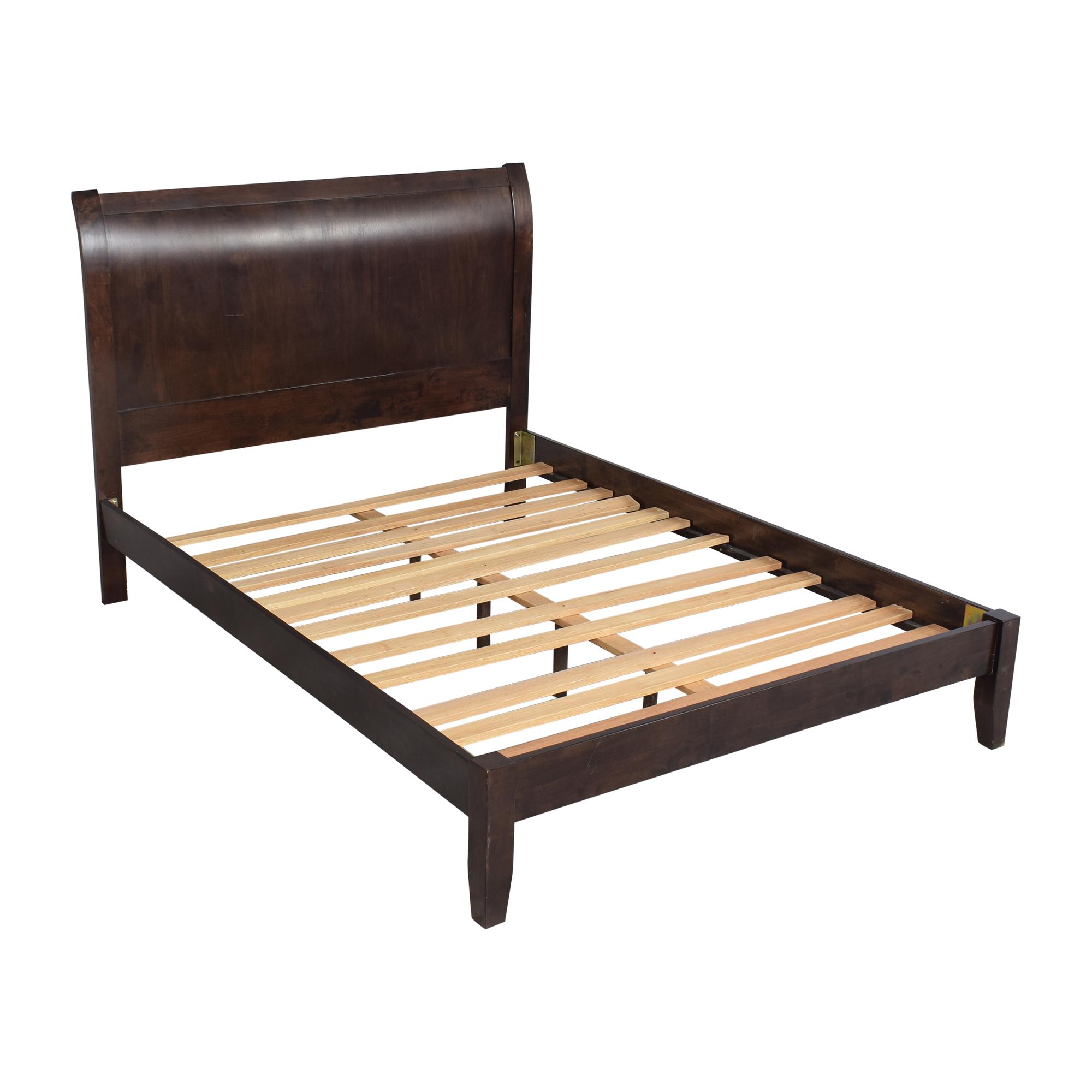 buy Queen Sleigh Bed  Beds