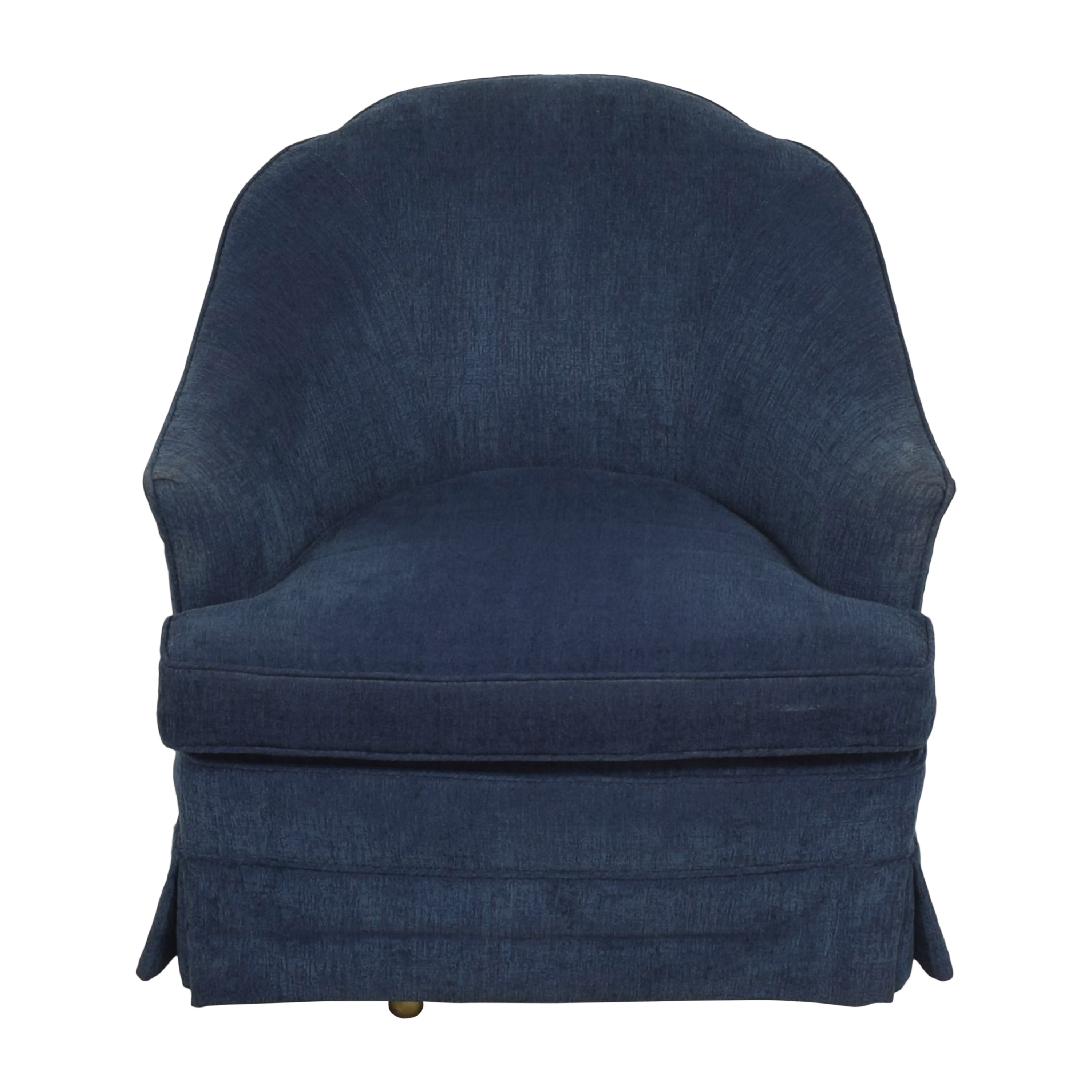 Carlyle Carlyle Upholstered Swivel Armchair