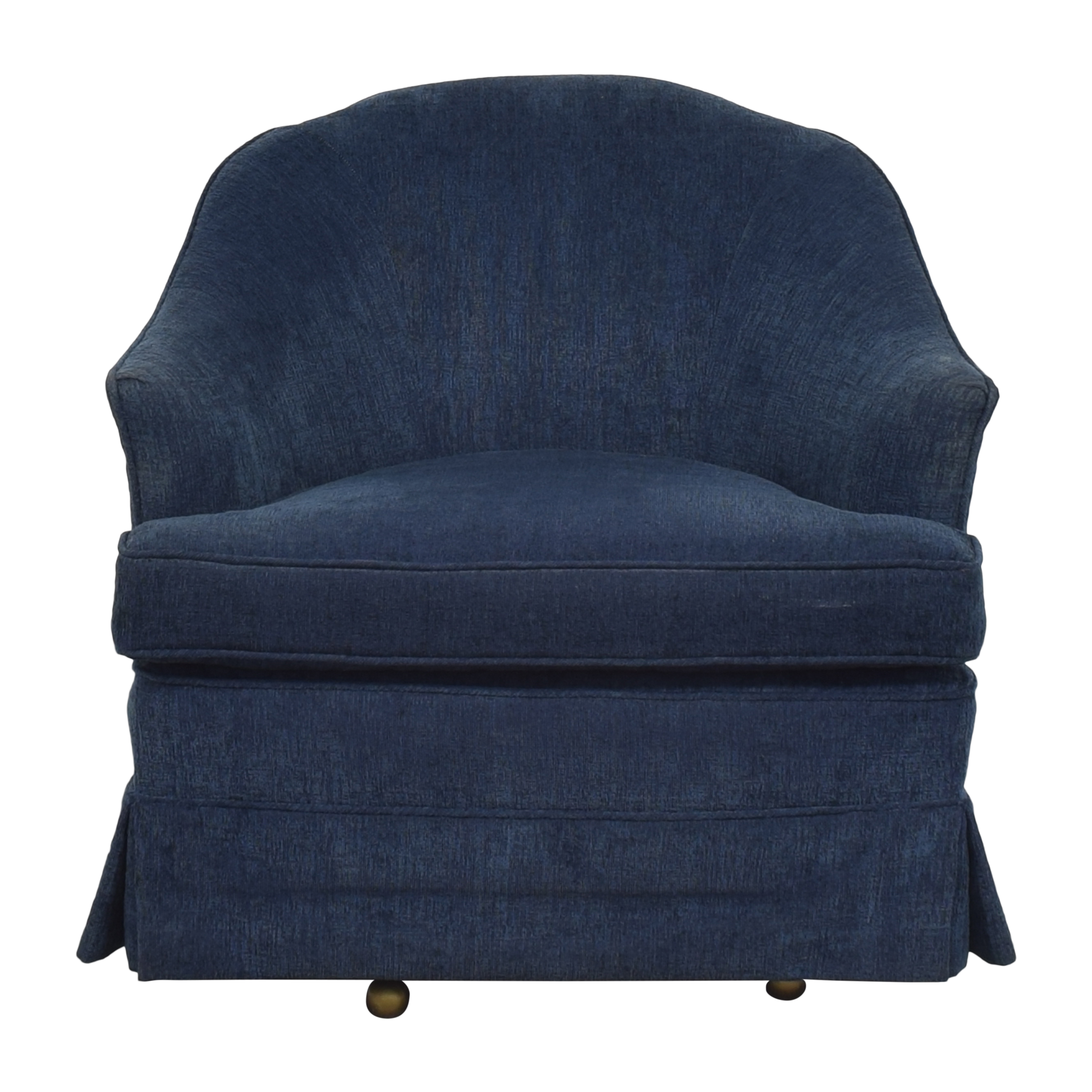 Carlyle Carlyle Upholstered Swivel Armchair nj