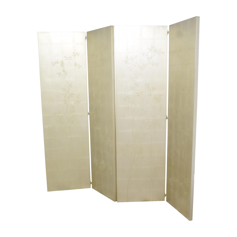Henredon Furniture Henredon Furniture Folding Wall Panels used