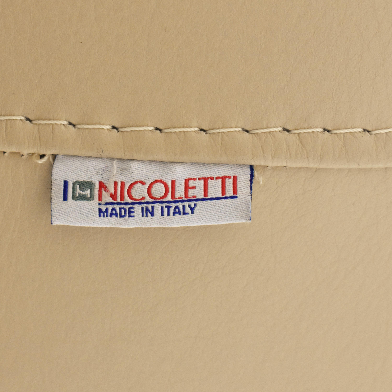 Nicoletti Home Nicoletti Home Two Cushion Sofa Classic Sofas