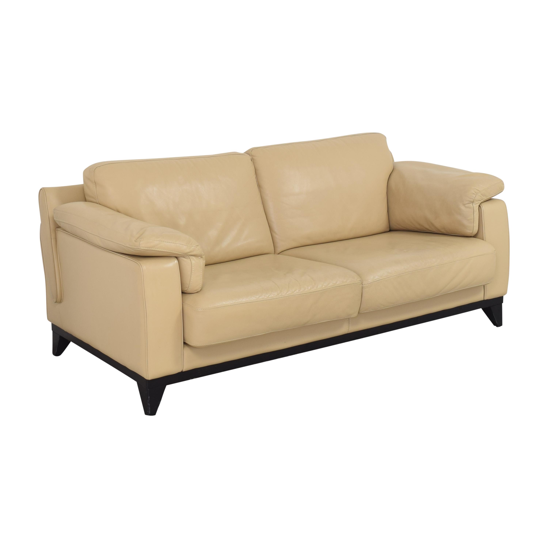 buy Nicoletti Home Two Cushion Sofa Nicoletti Home Sofas