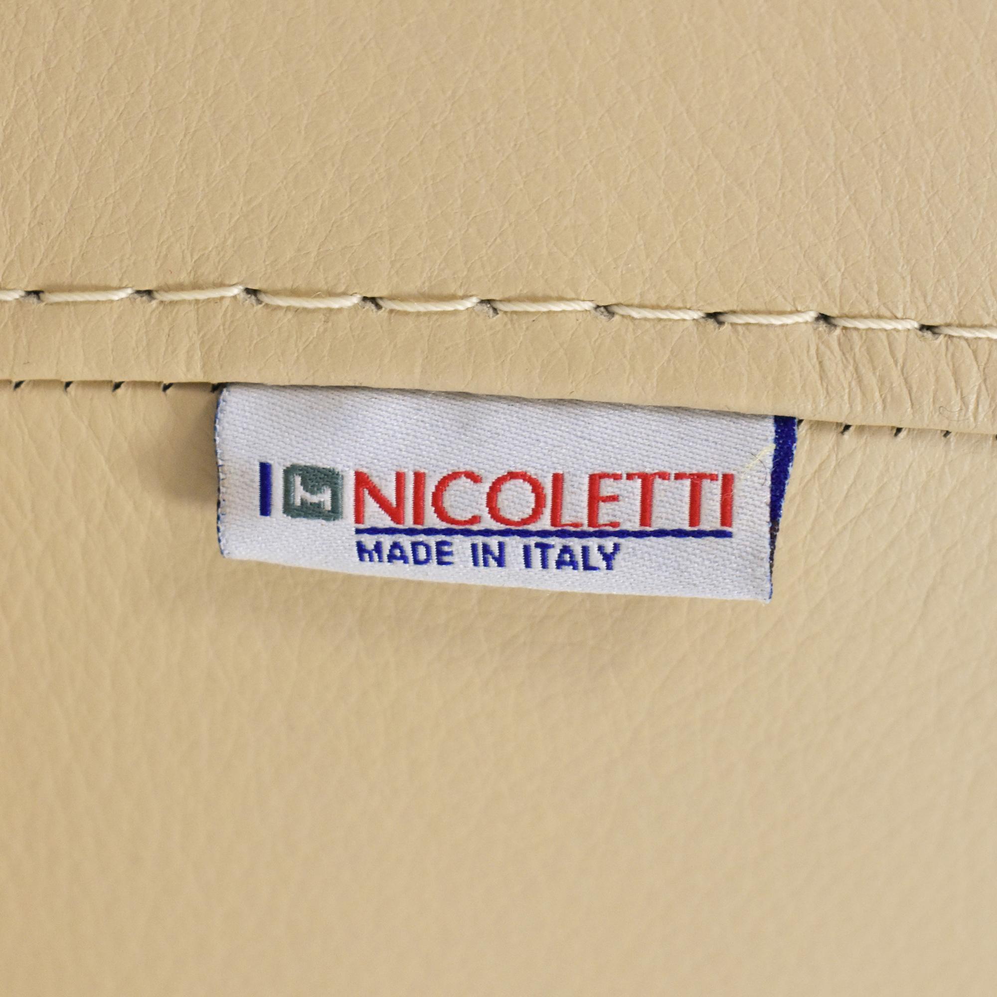 Nicoletti Home Nicoletti Home Accent Chair Classic Sofas