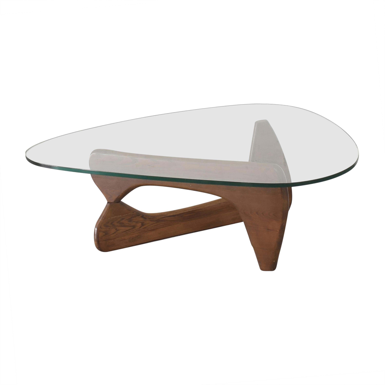 shop Corrigan Studio Butcher Abstract Coffee Table Corrigan Studio Tables