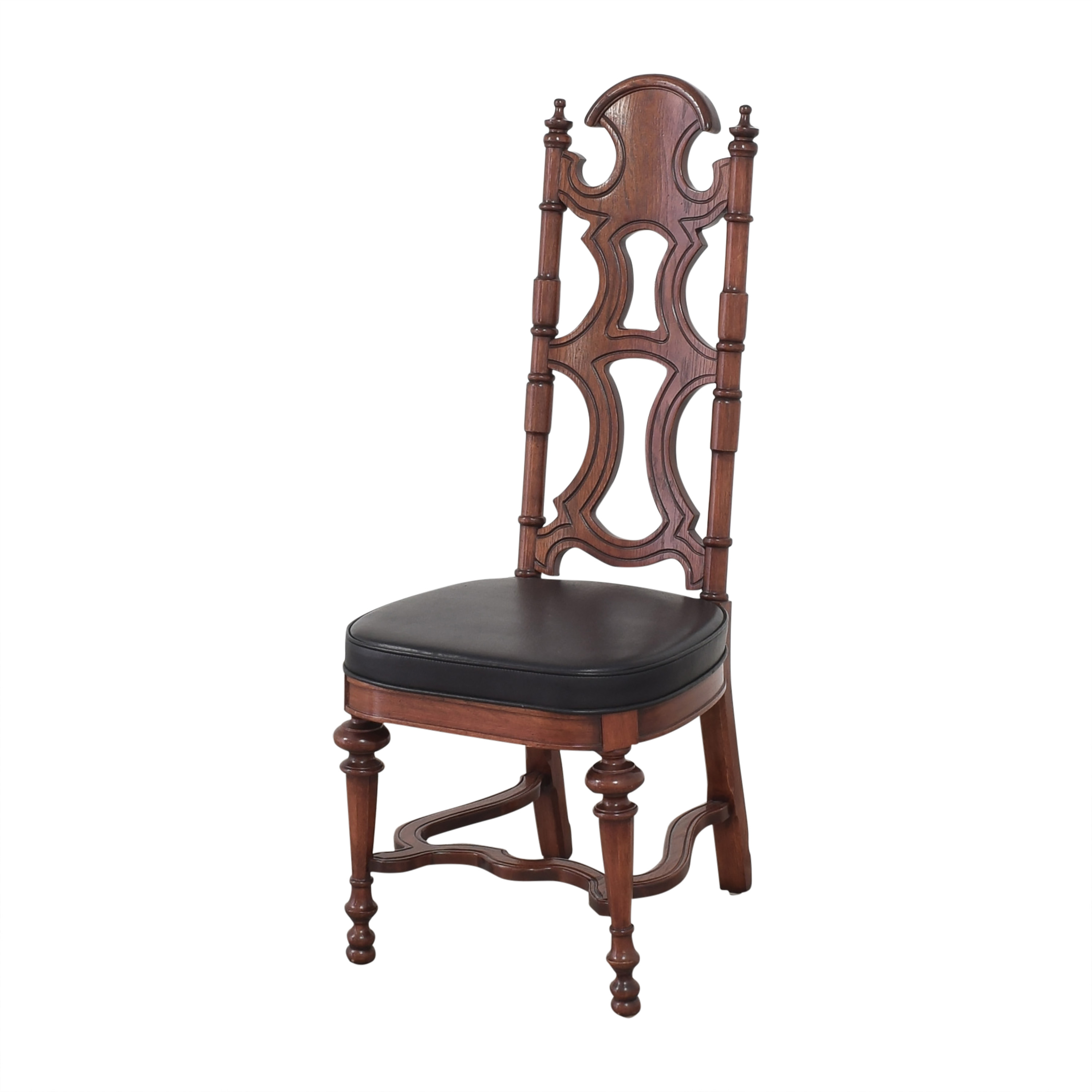 Drexel Drexel High Back Dining Chairs nyc