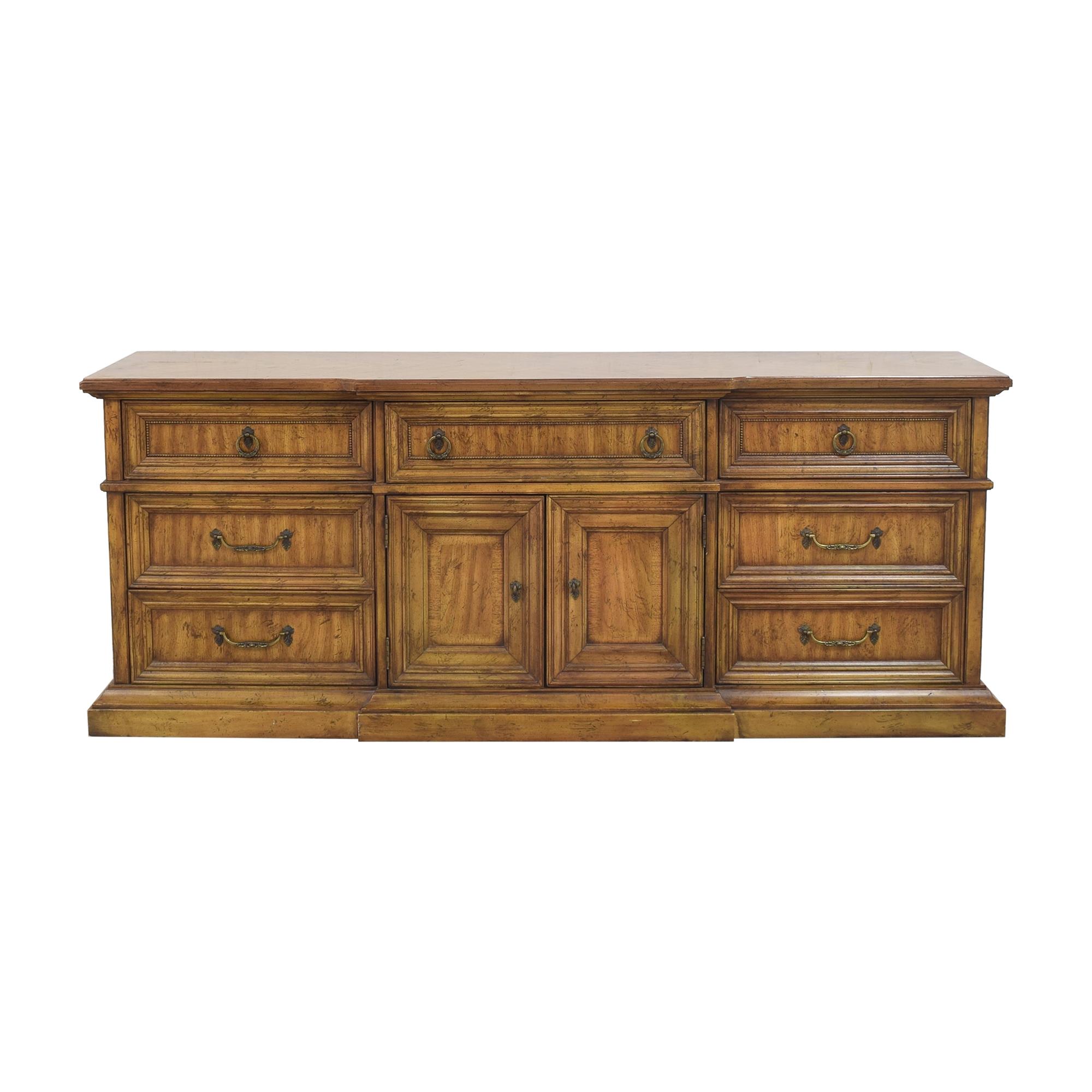 Stanley Furniture Stanley Furniture Triple Door Dresser nj