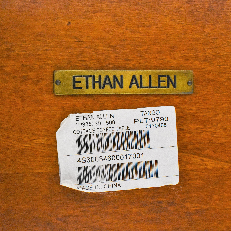 Ethan Allen Ethan Allen Cottage Coffee Table