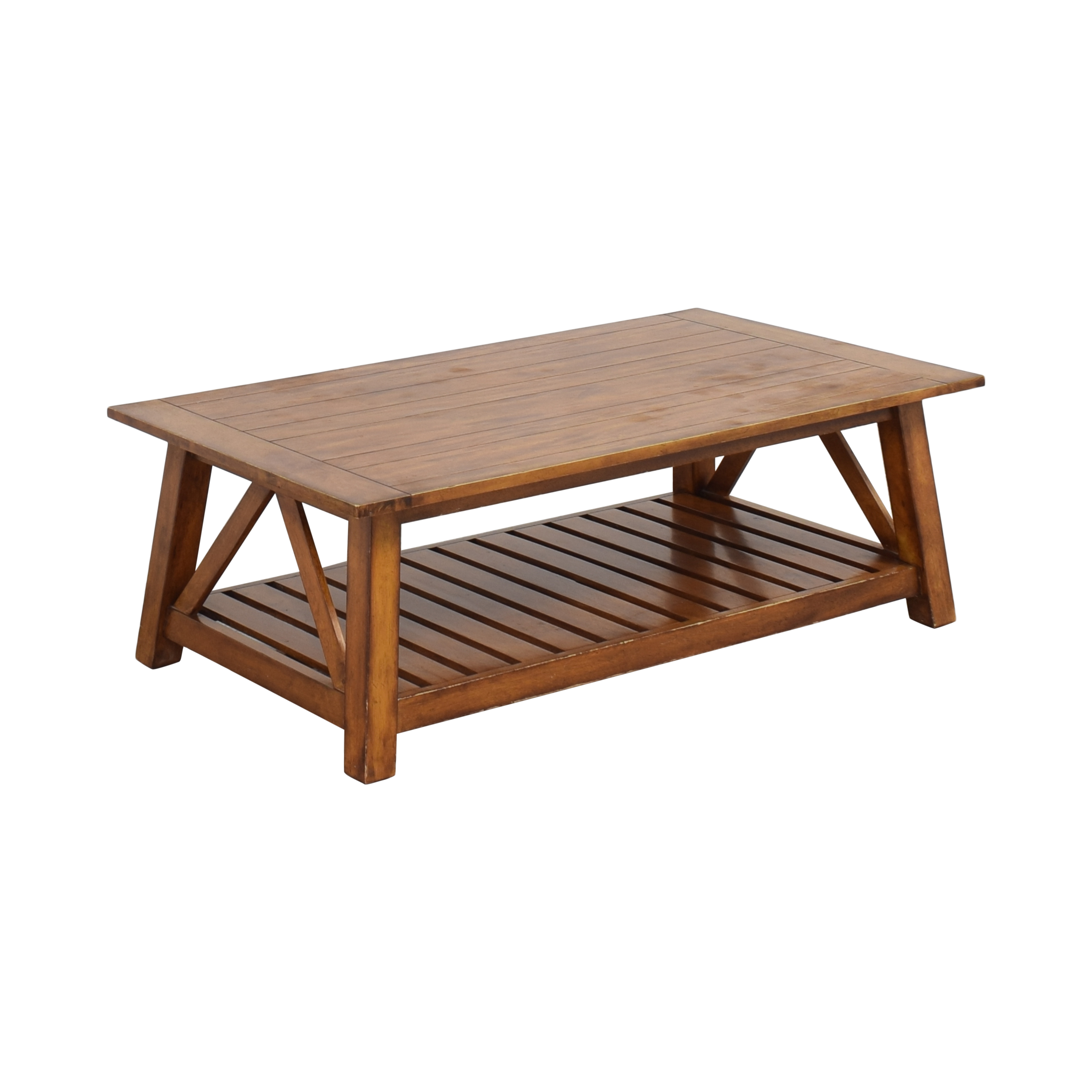 Ethan Allen Cottage Coffee Table / Tables