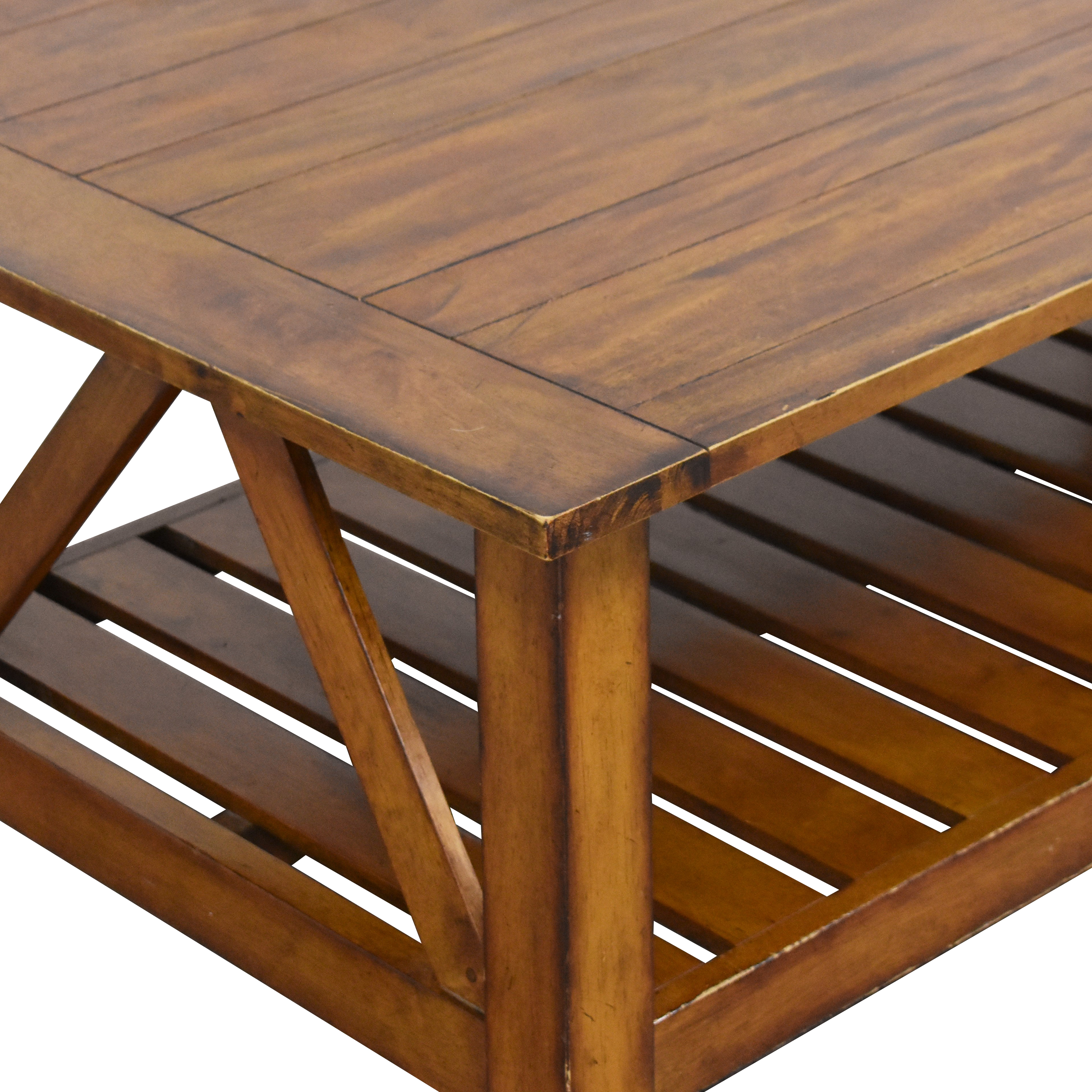 buy Ethan Allen Cottage Coffee Table Ethan Allen Tables