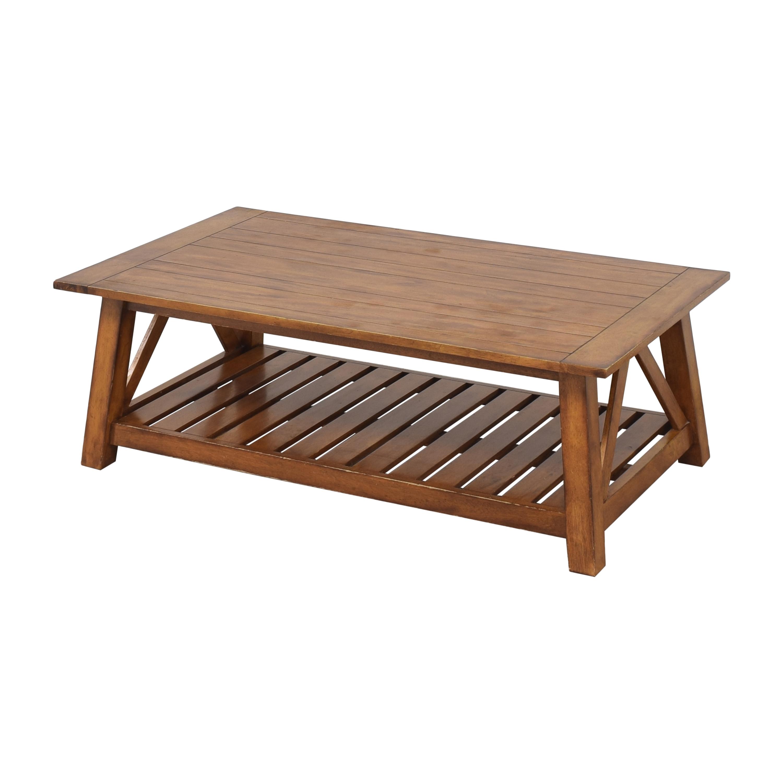 Ethan Allen Ethan Allen Cottage Coffee Table dimensions