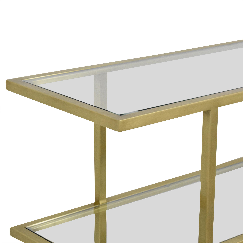 Williams Sonoma Tribeca Console Table sale